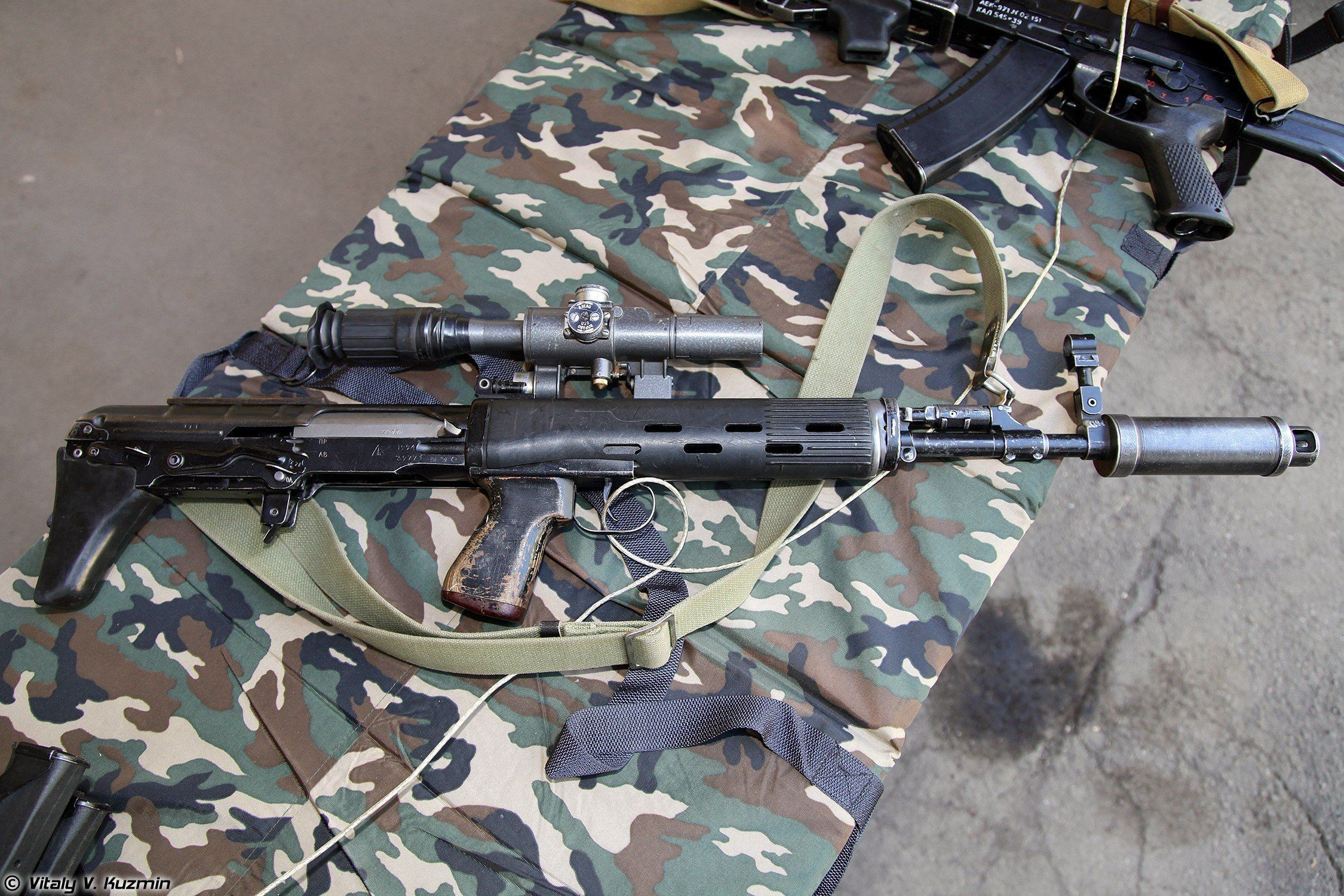 Russia army troops special-forces military russian firearms OSN .