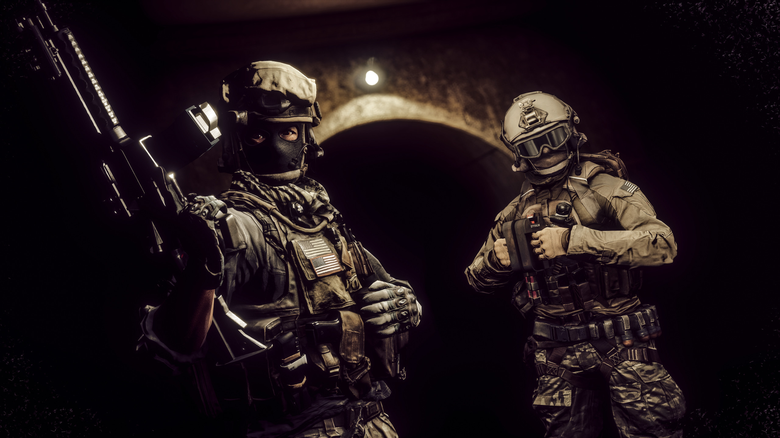 Games / Soldiers Wallpaper