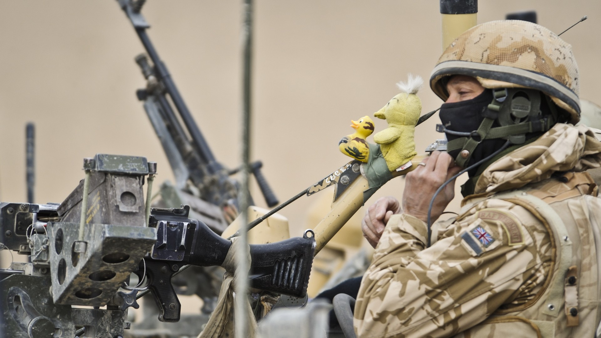 British Special Forces Army Soldier Wallpaper 4585
