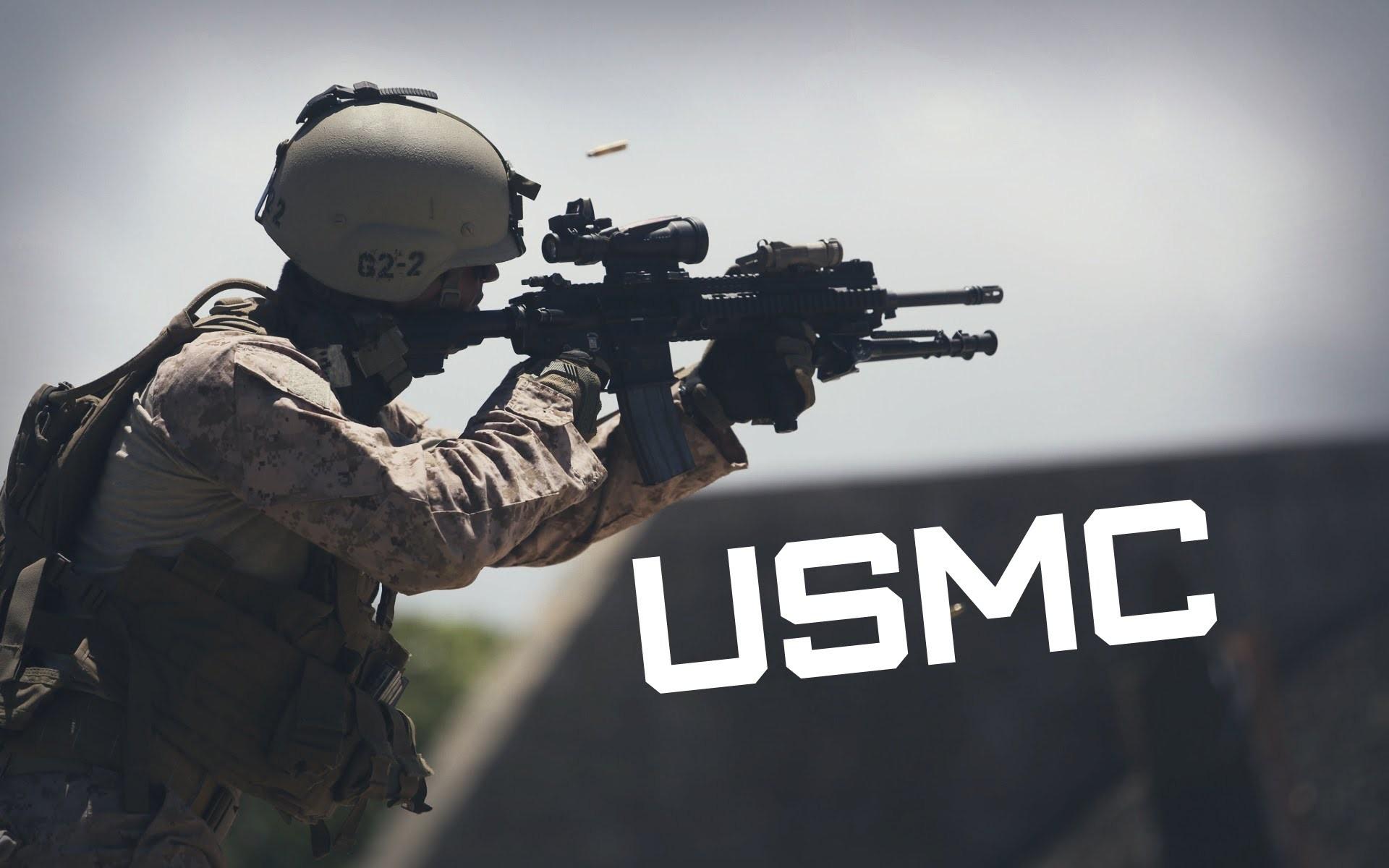 Marine Corps Background
