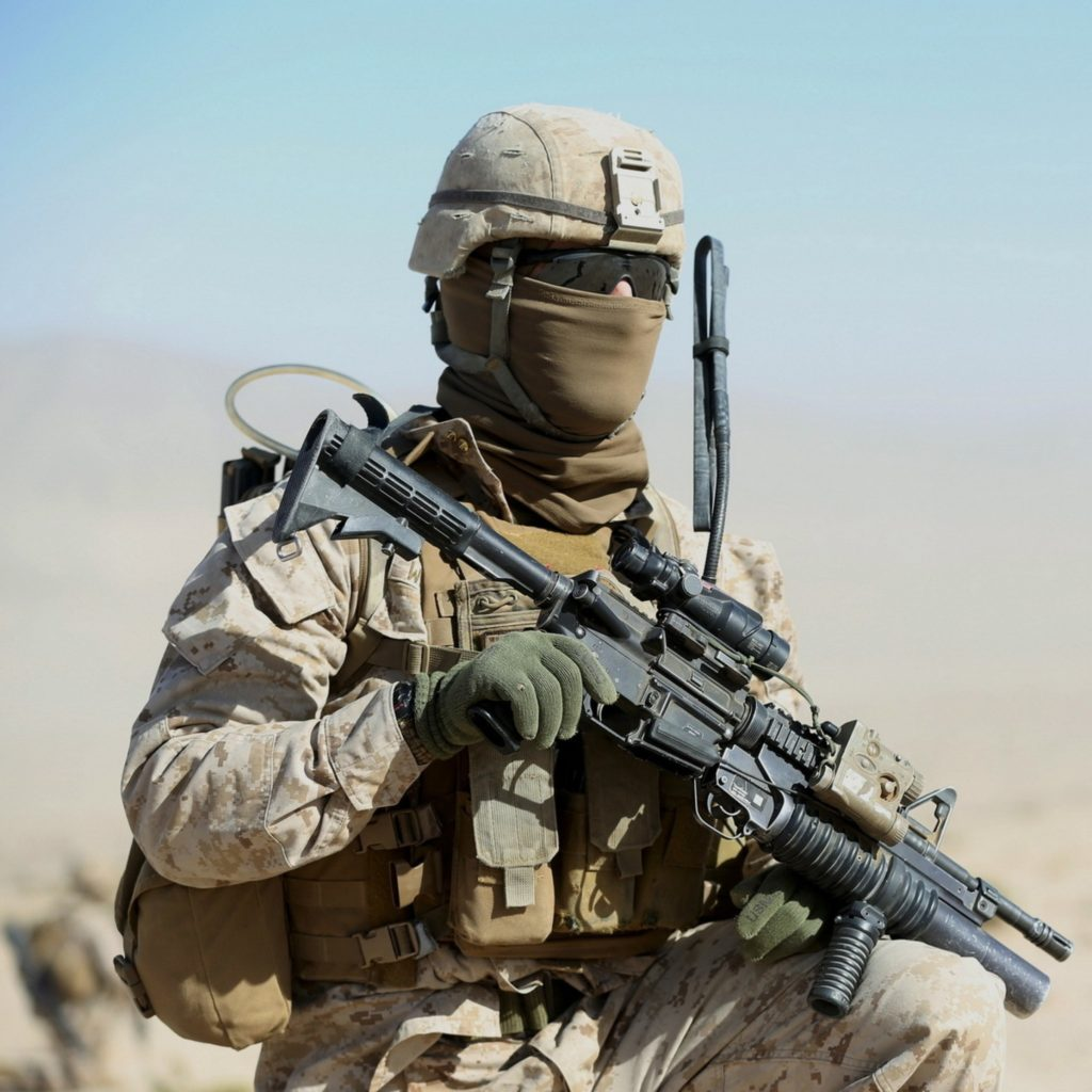 Wallpaper united states marine corps, military, weapons