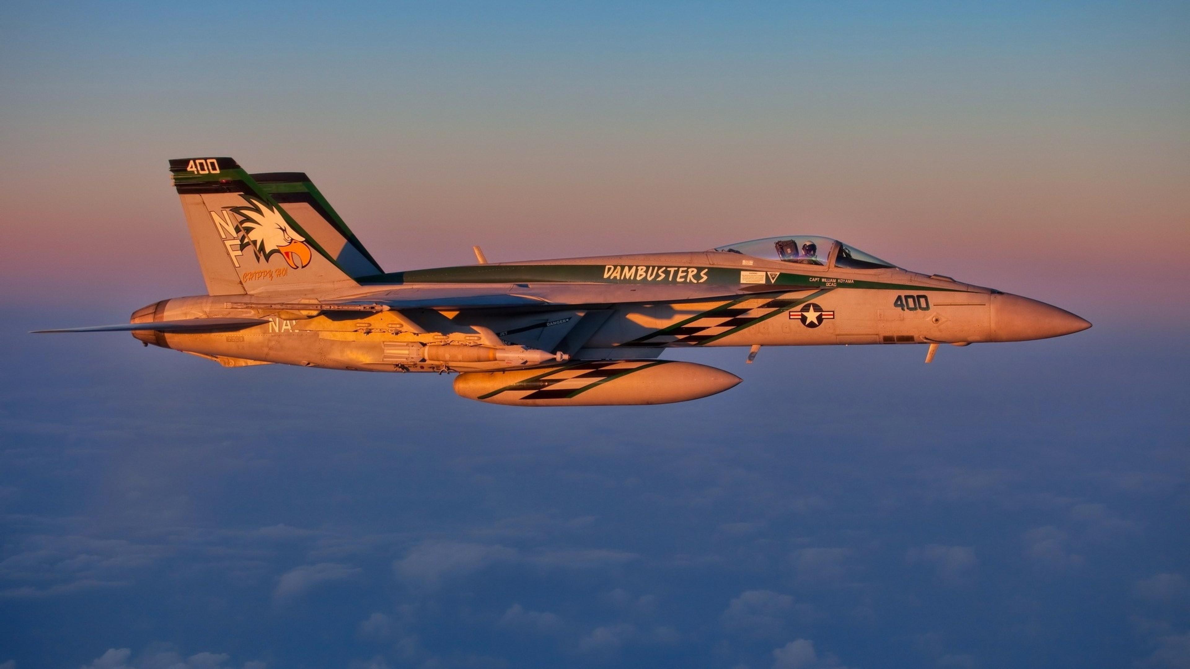 Preview wallpaper f-14 tomcat, aircraft, sky, flight 3840×2160
