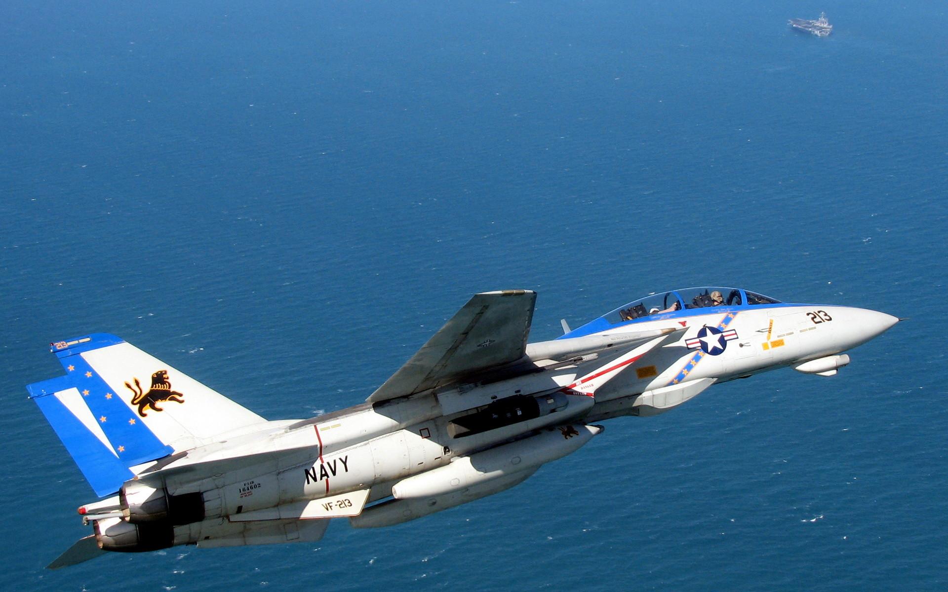 Grumman F-14 Tomcat wallpapers and stock photos