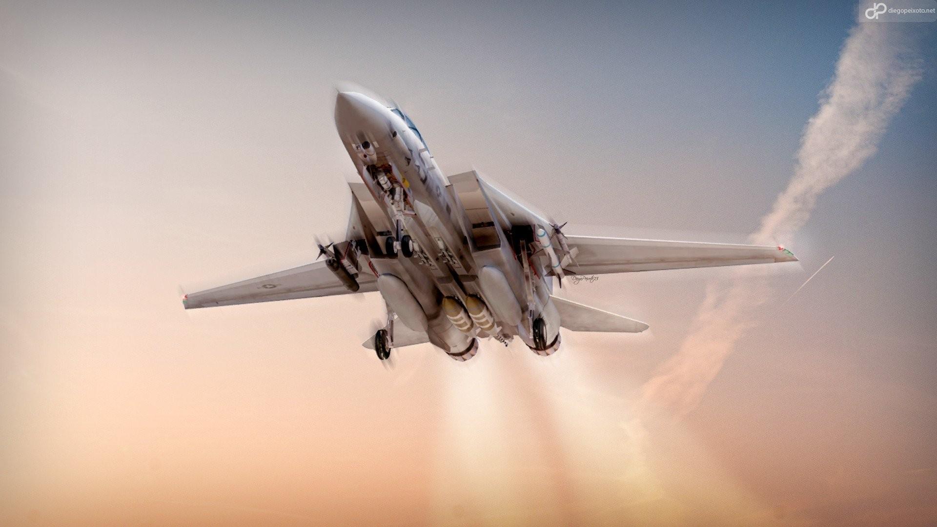 F14 Aircraft Planes F-14 Tomcat Military …