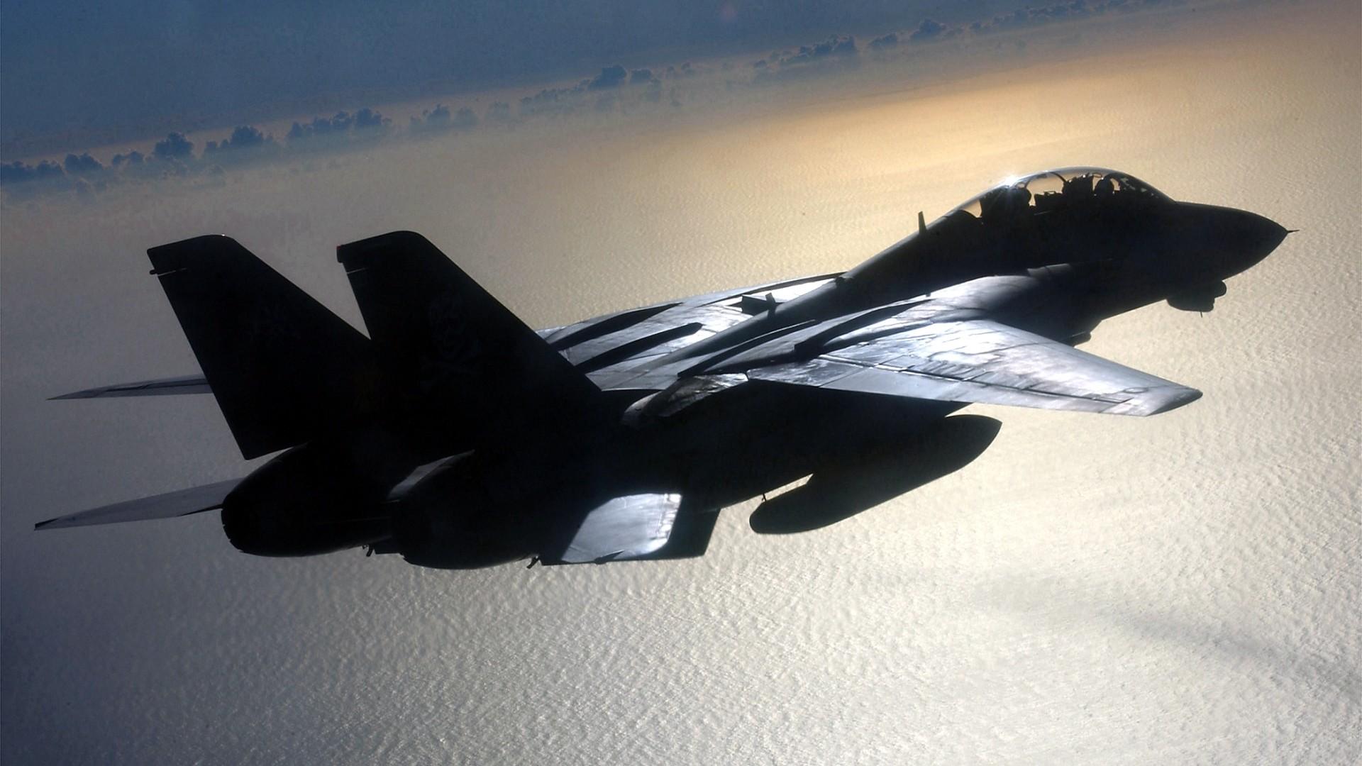 F-14 Tomcat [1920×1080] (xpost from /r/117thOSINT) …
