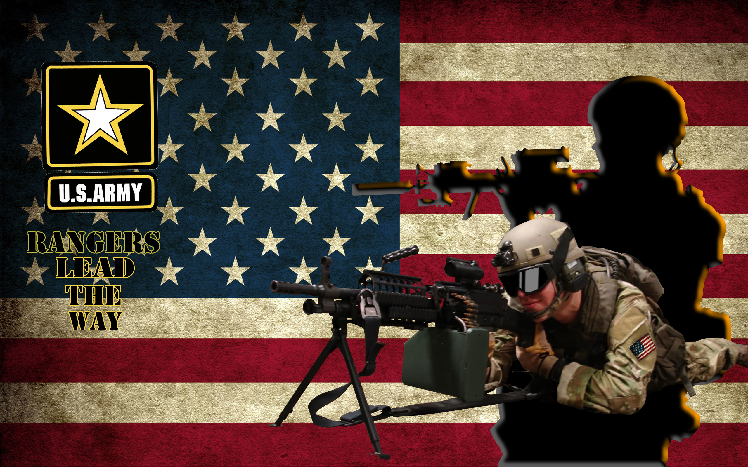 army rangers wallpaper by ArMoRlEsSNIPER army rangers wallpaper by  ArMoRlEsSNIPER