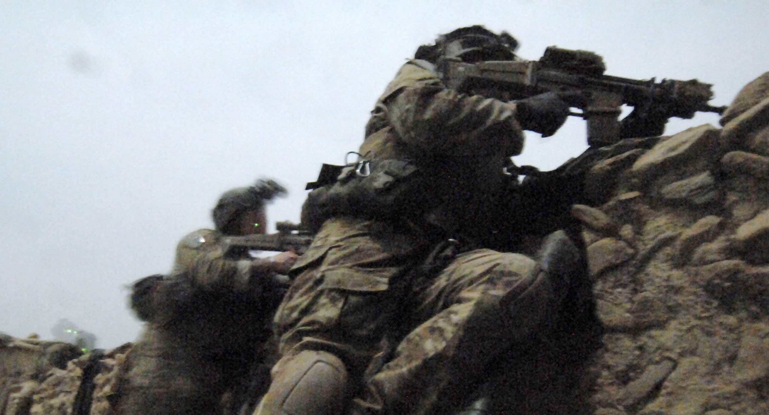 US Army Ranger With SCAR-H | Photo