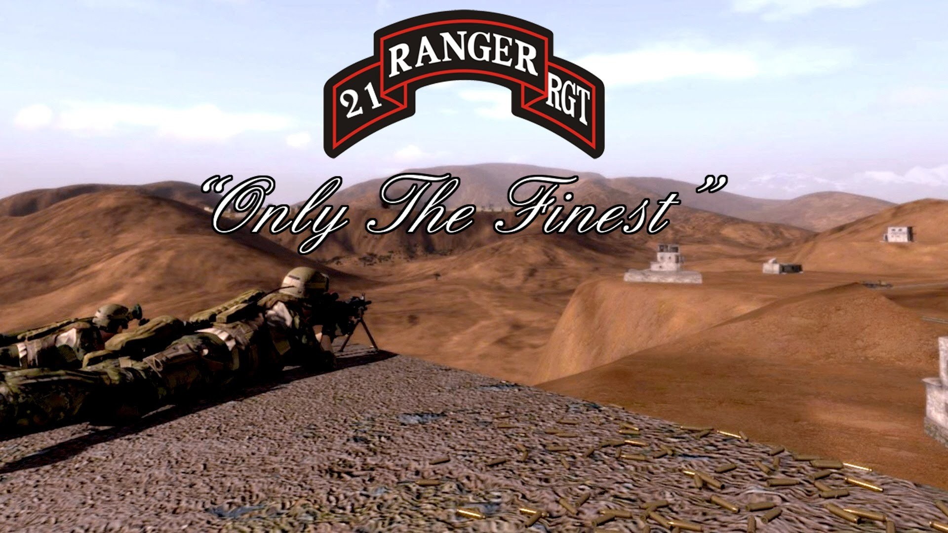 ARMA 3: 21st U.S. Army Ranger Regiment- Operation Resilience – Initiation 7  – YouTube