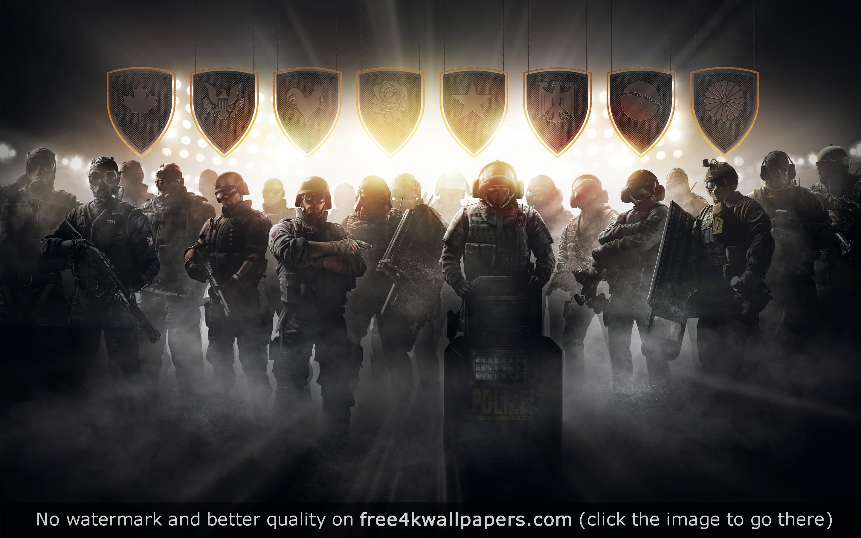 Tom Clancys Rainbow Six Siege Pro League HD wallpaper