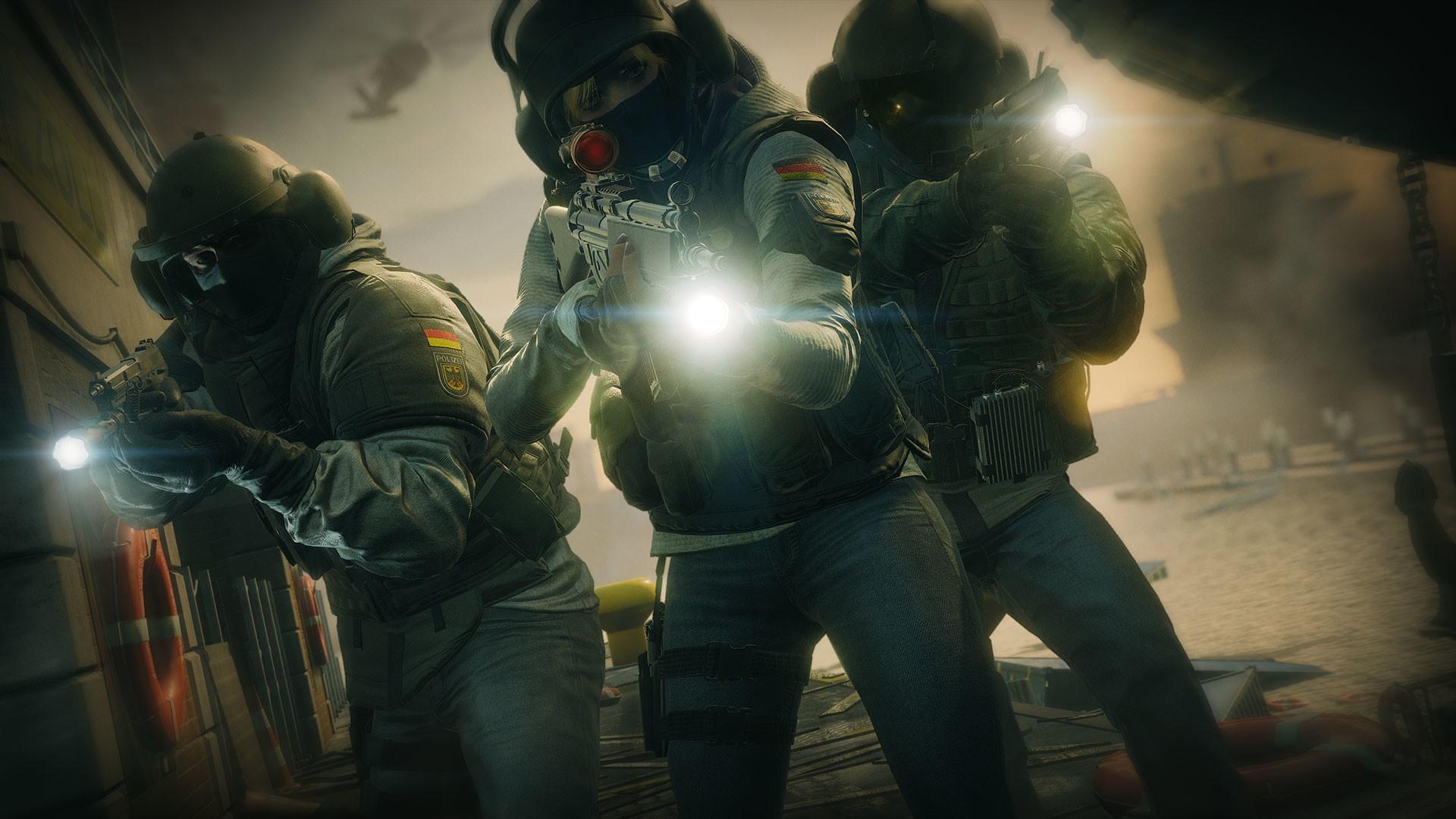 Tom Clancy's Rainbow Six Siege #PS4 #XboxOne #PC