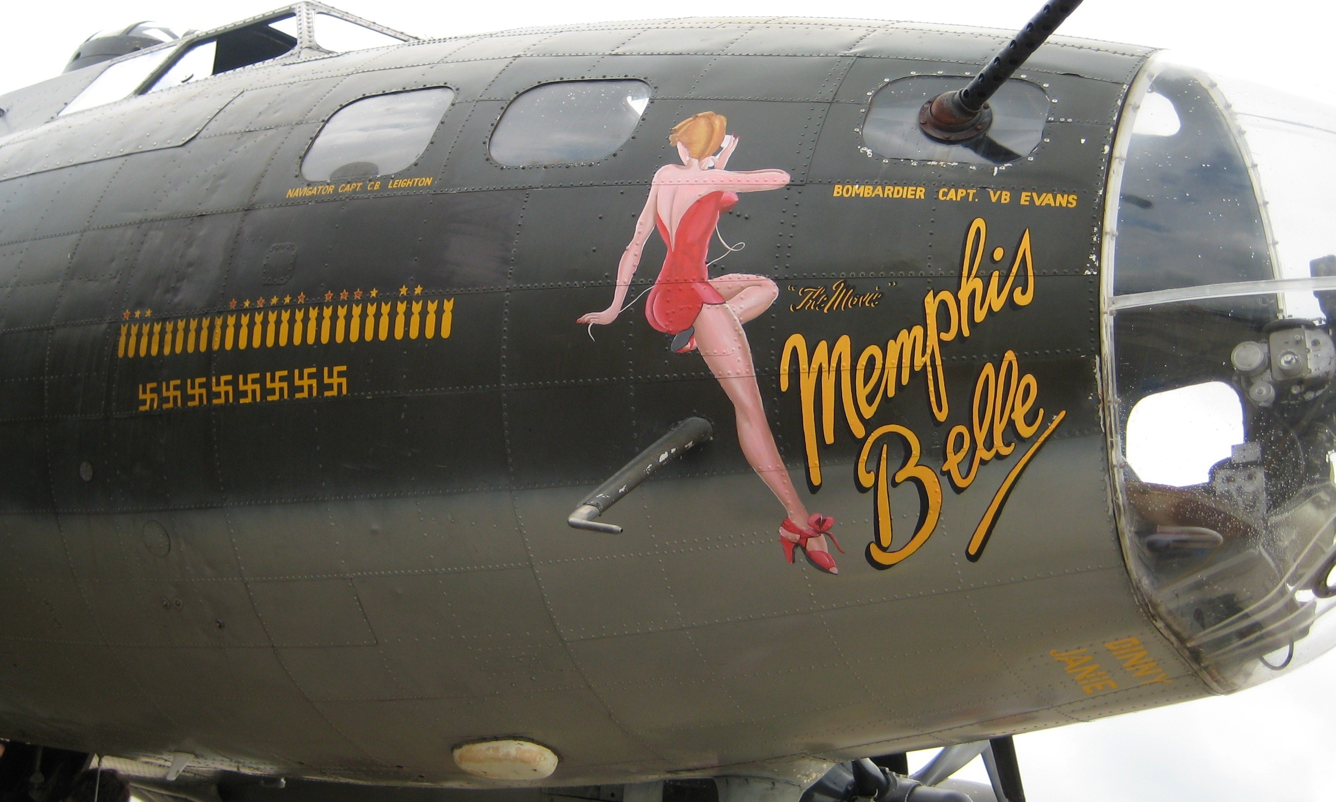 """Memphis Belle"""" 360109 – is one of the top wallpapers in the Travel category."""