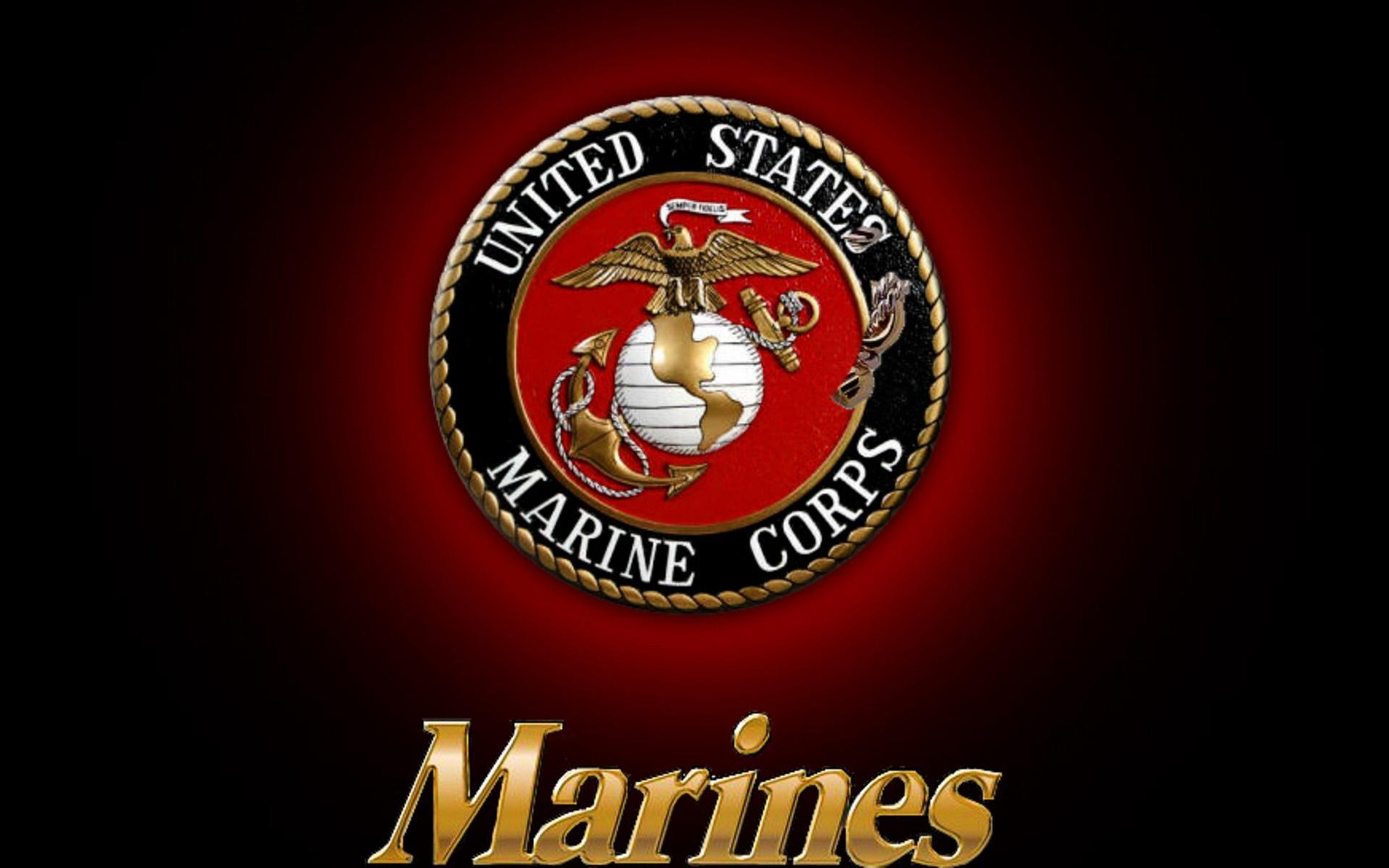 Marine Logo   Unique HD Wallpapers