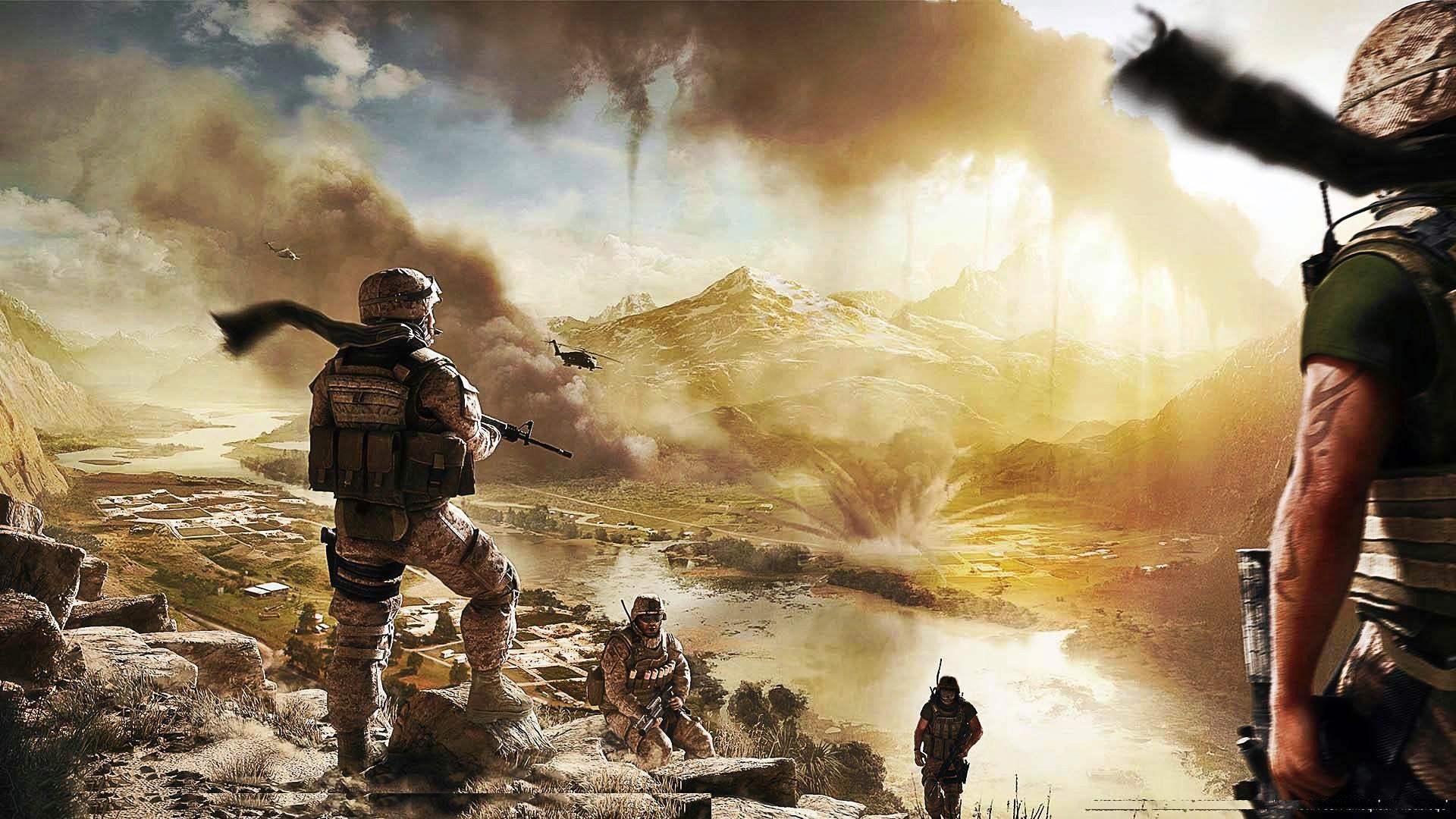 23 Us Marines Desktop Wallpapers .