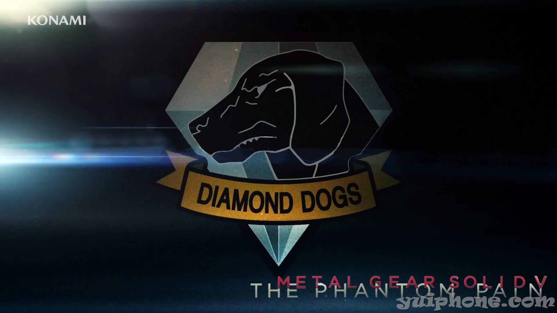 MGS V – Diamond Dogs