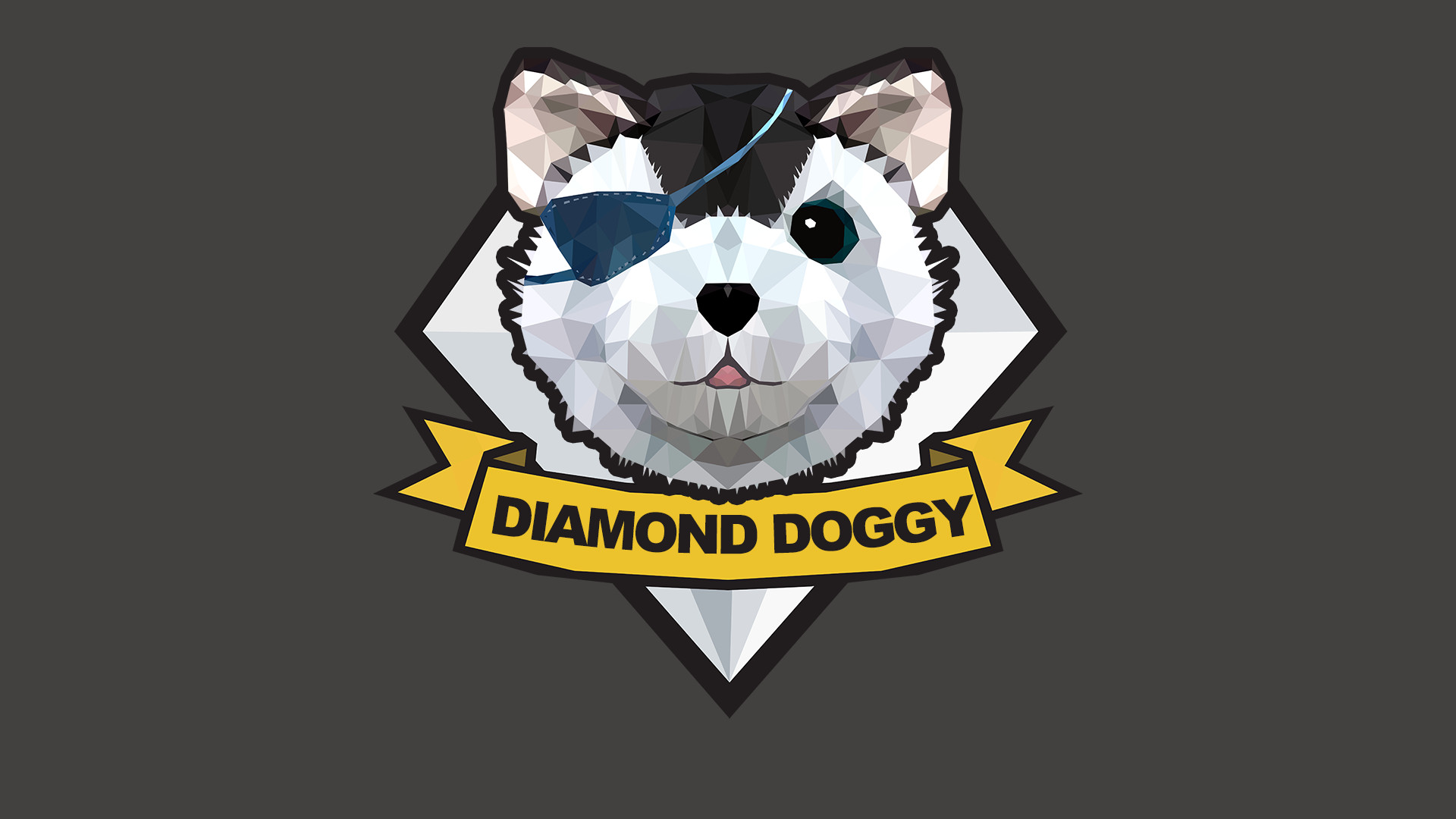 Super Cute Diamond Doggie Wallpaper …