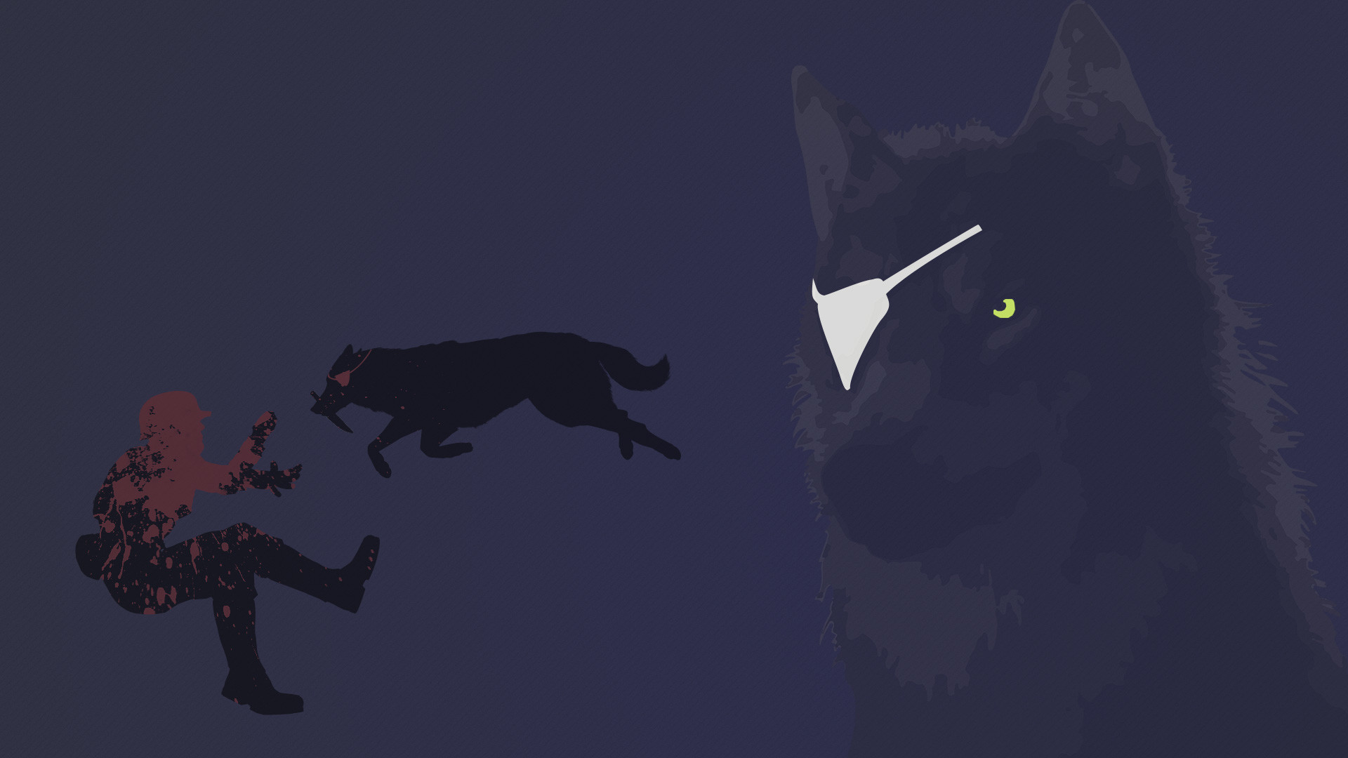 Monday's Diamond Dog Wallpapers · Friday's FOX Wallpapers · Click to See in  1920×1080