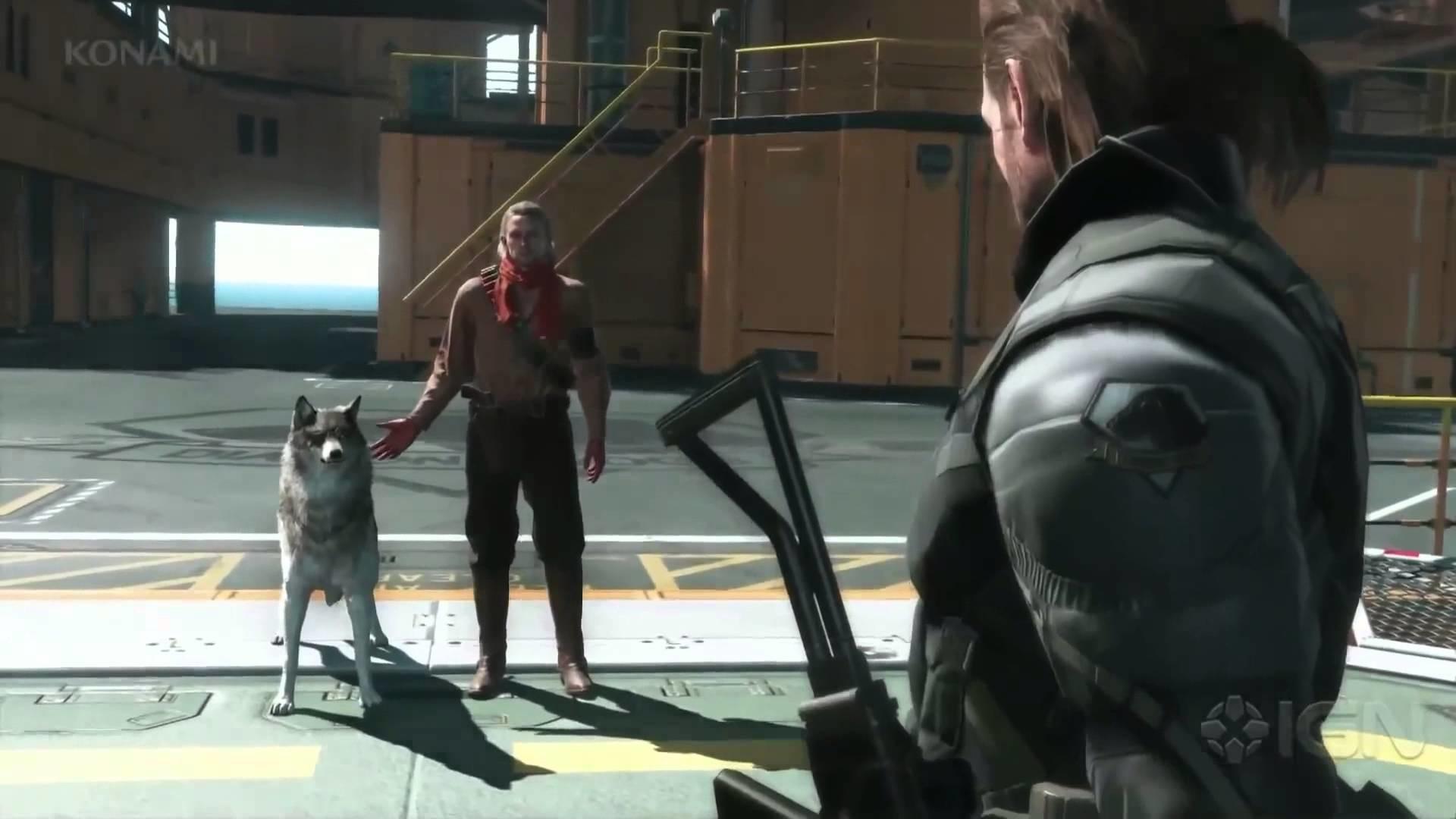 [พากย์ไทย] Metal Gear Solid V : The Phantom Pain – Diamond Dog trailer –  YouTube