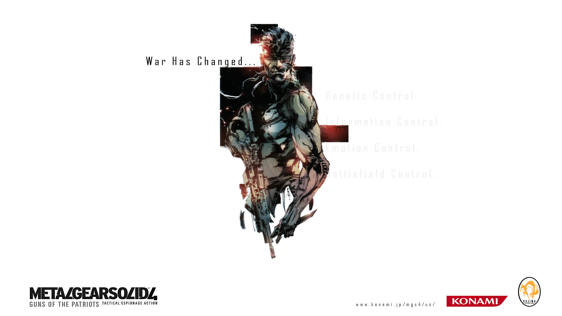 Diamond Dogs Metal Gear Wallpaper Images & Pictures – Becuo
