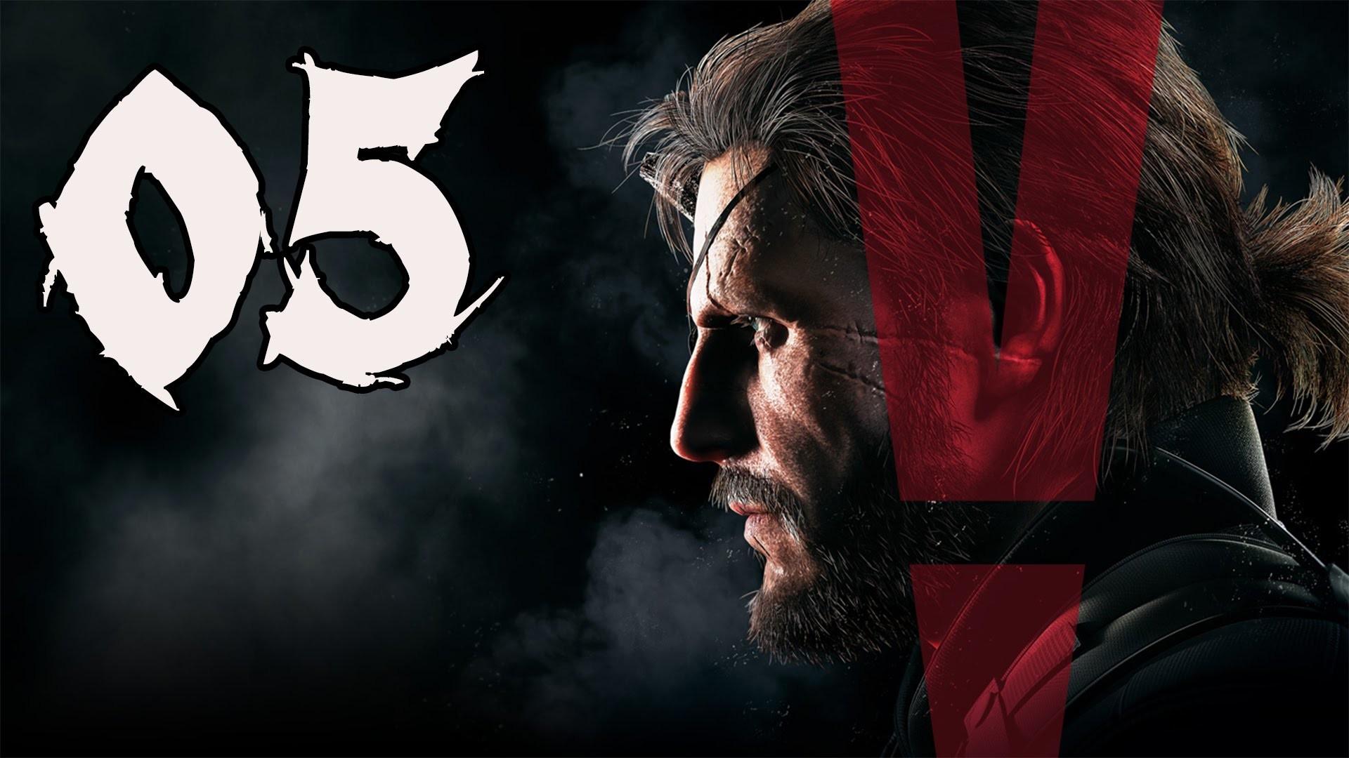 Metal Gear Solid V: Phantom Pain – Gameplay Walkthrough Part 5: Diamond Dogs  – YouTube