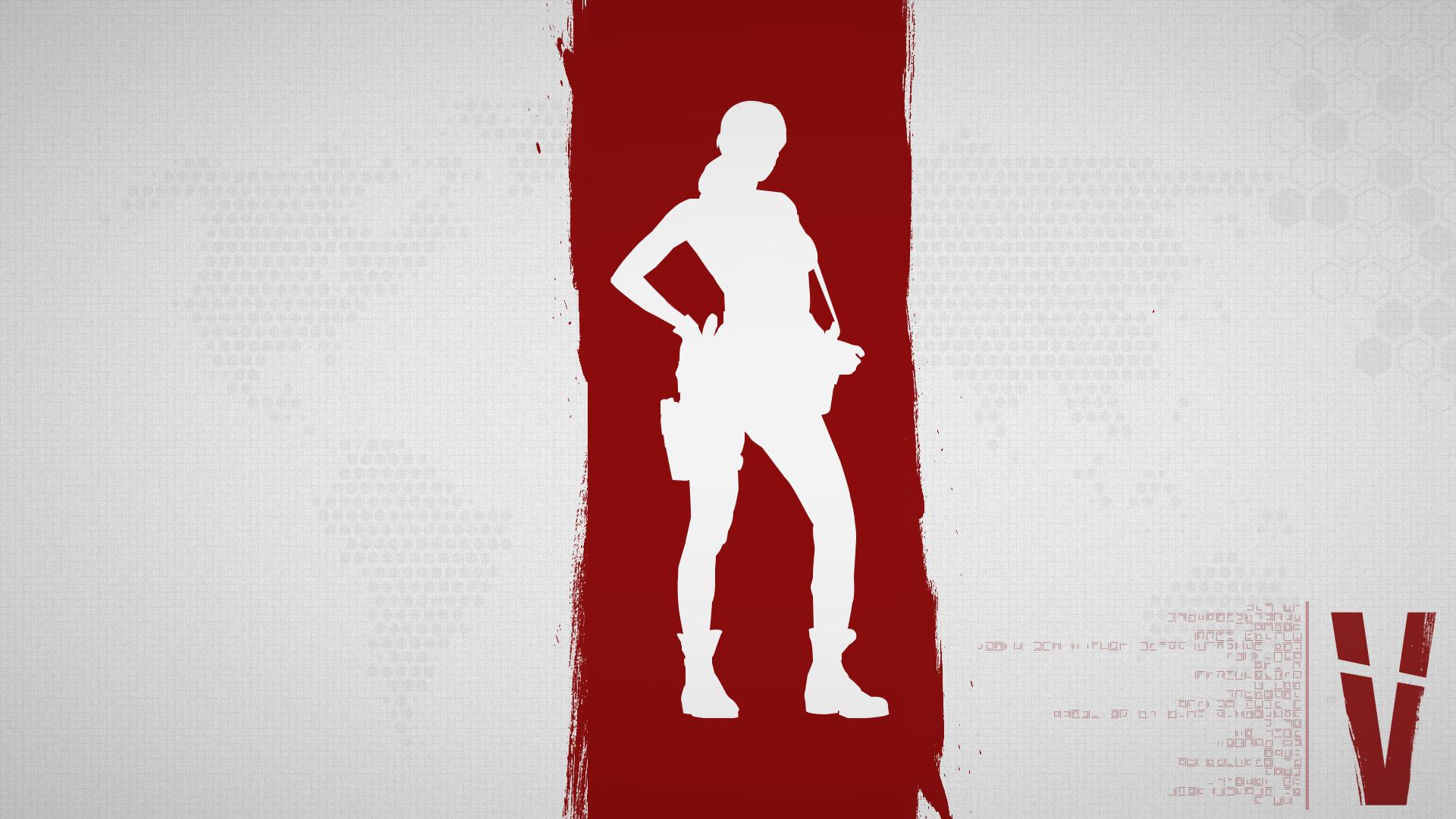 Metal Gear Solid 5 Quiet Wallpaper White