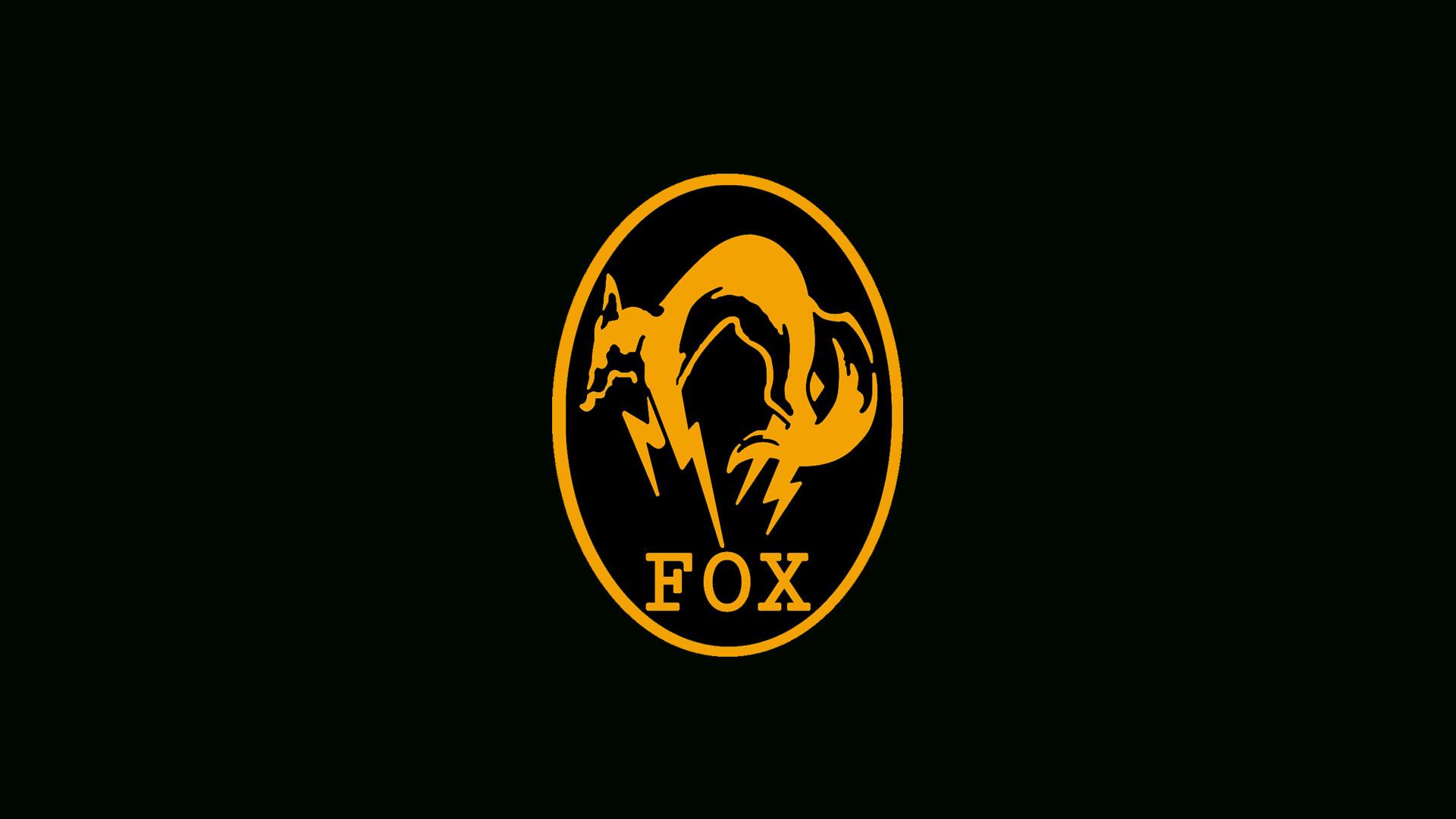 Metal Gear Solid FOX – Wallpaper