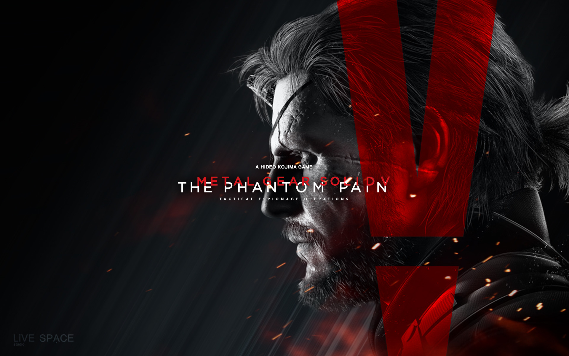 LS Metal Gear Solid V: The Phantom Pain by 1n-StereO on DeviantArt