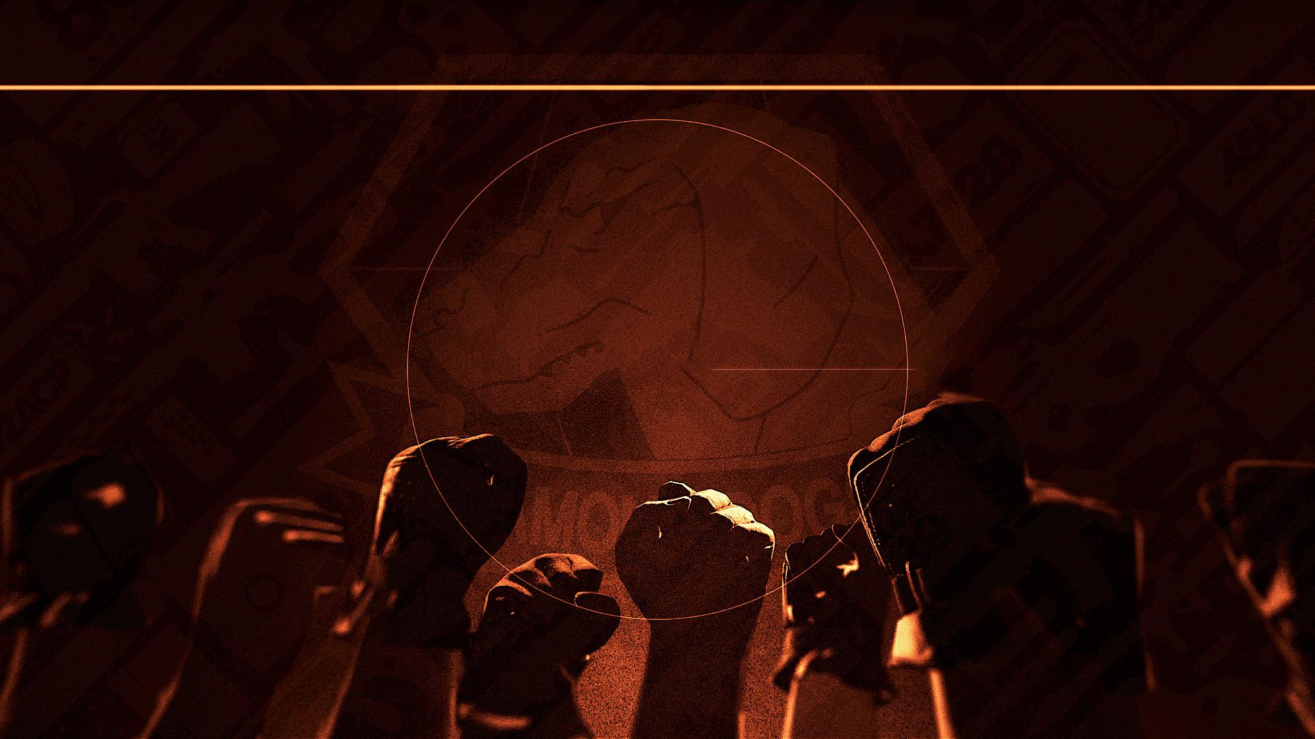 I made a diamond dogs wallpaper #MetalGearSolid #mgs #MGSV #MetalGear  #Konami