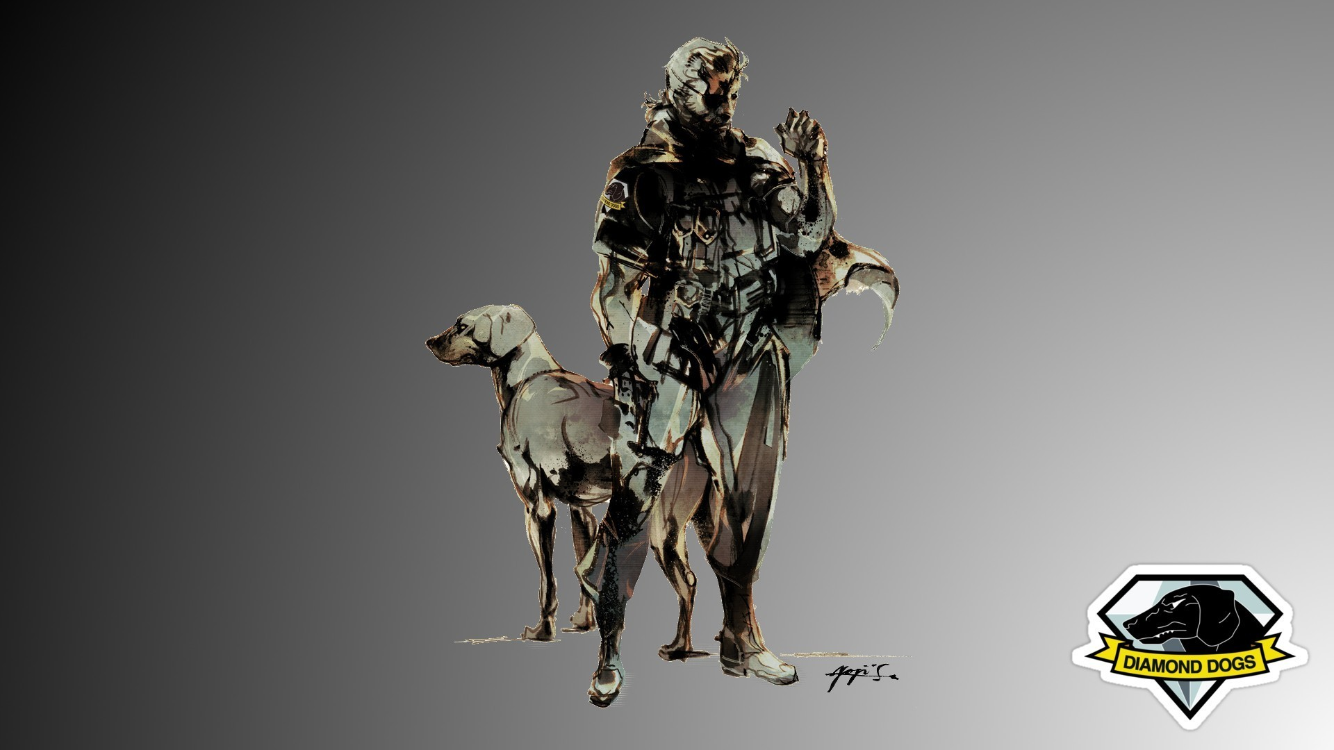 Metal Gear Phantom Pain Pictures   Resolution: 1920×1080, Stephani Neuberger