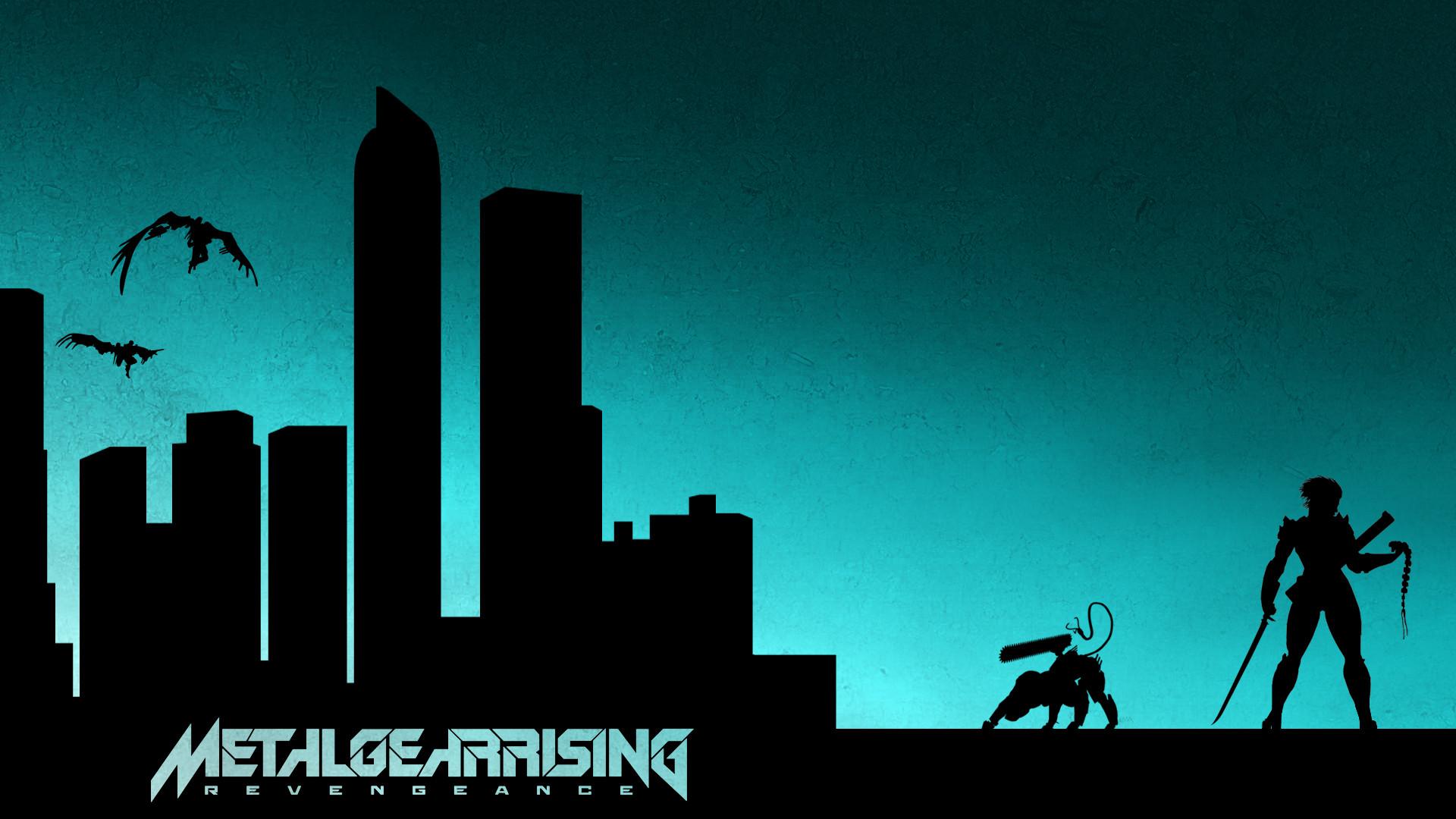 Video Game – Metal Gear Rising: Revengeance Wallpaper