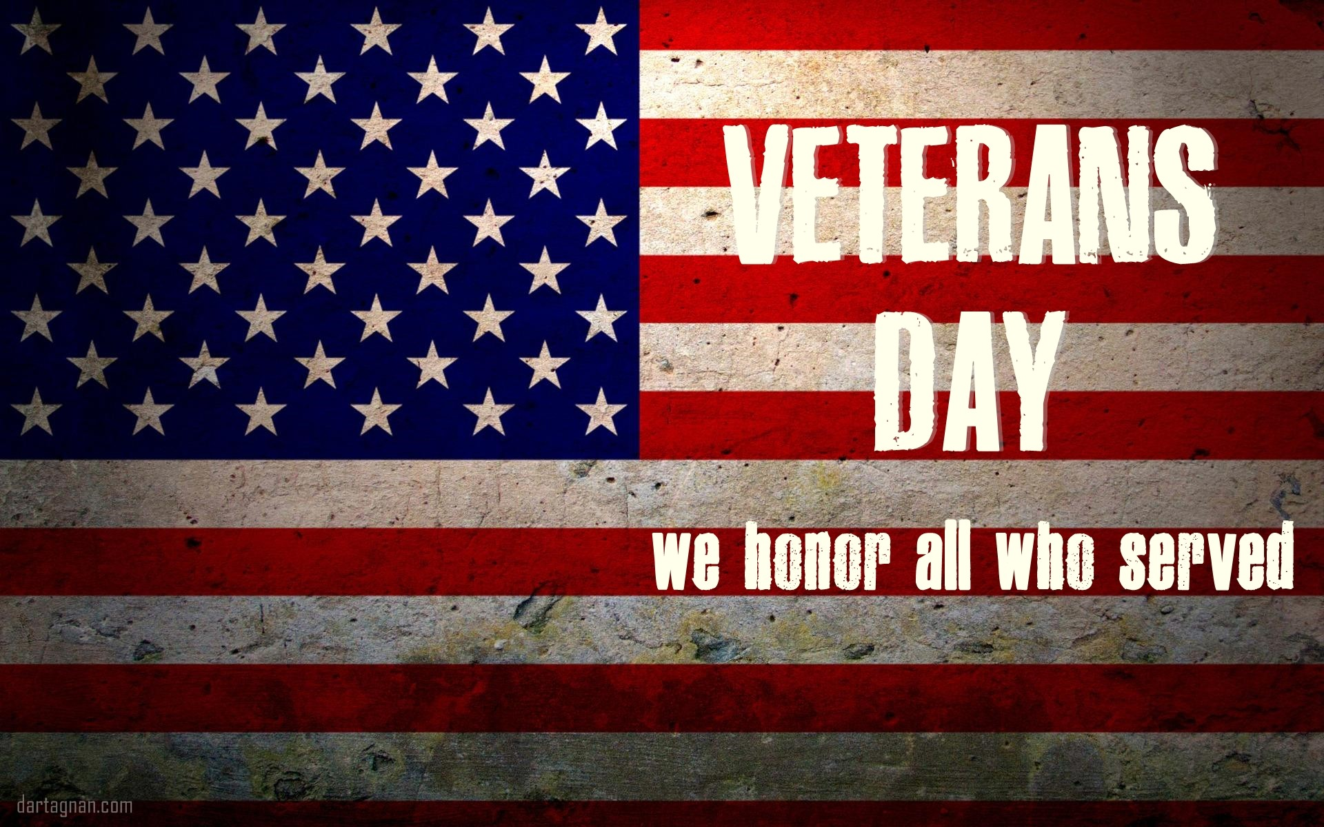 Happy Veterans Day Wallpaper