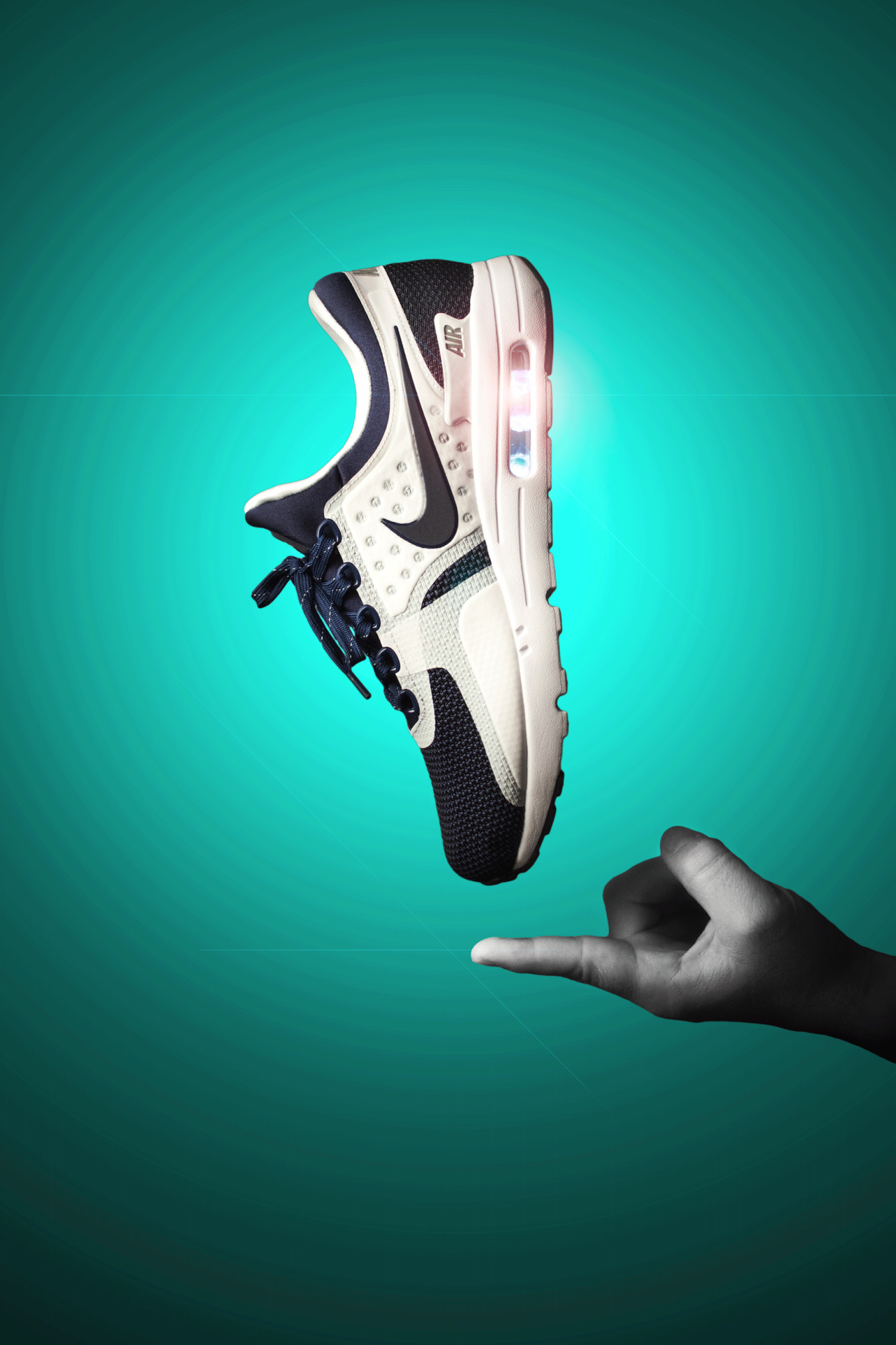 Vagrant Sneaker – Nike Air Max Zero wallpaper for your iPhone or.