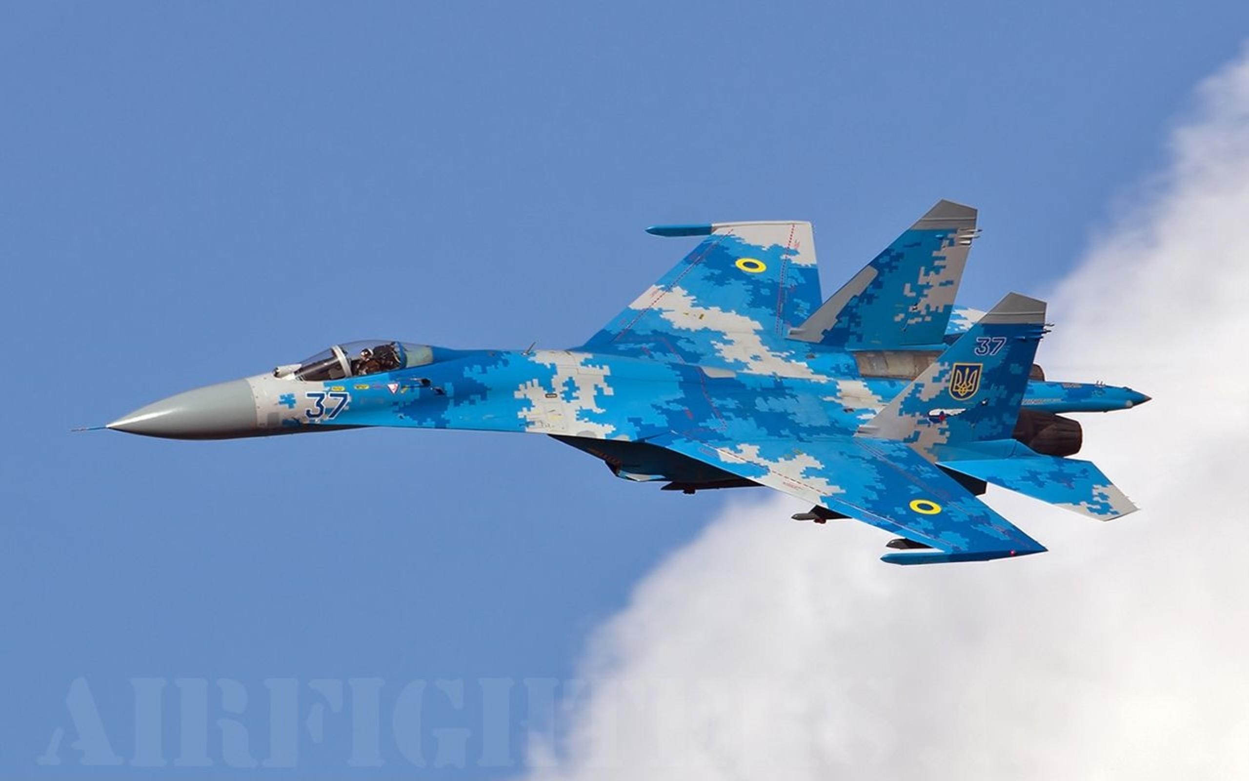 Sukhoi Su-27 (Ukraine Air Force)