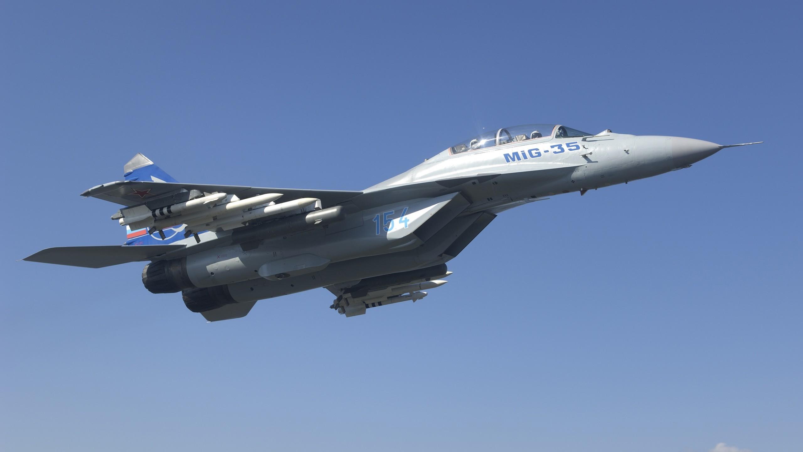 Military / Mikoyan MiG-35 Wallpaper