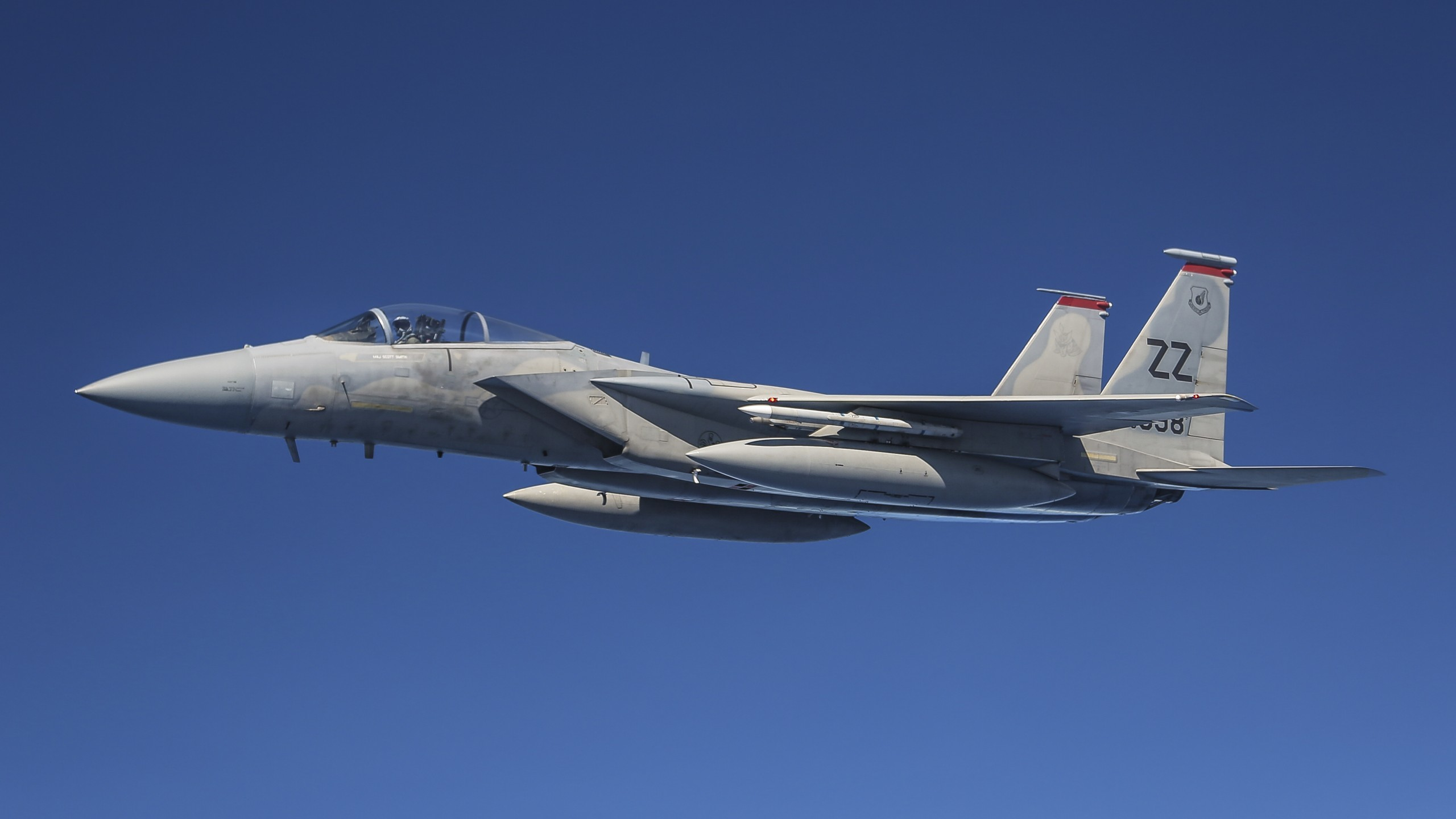 Military / McDonnell Douglas F/A-18 Hornet Wallpaper