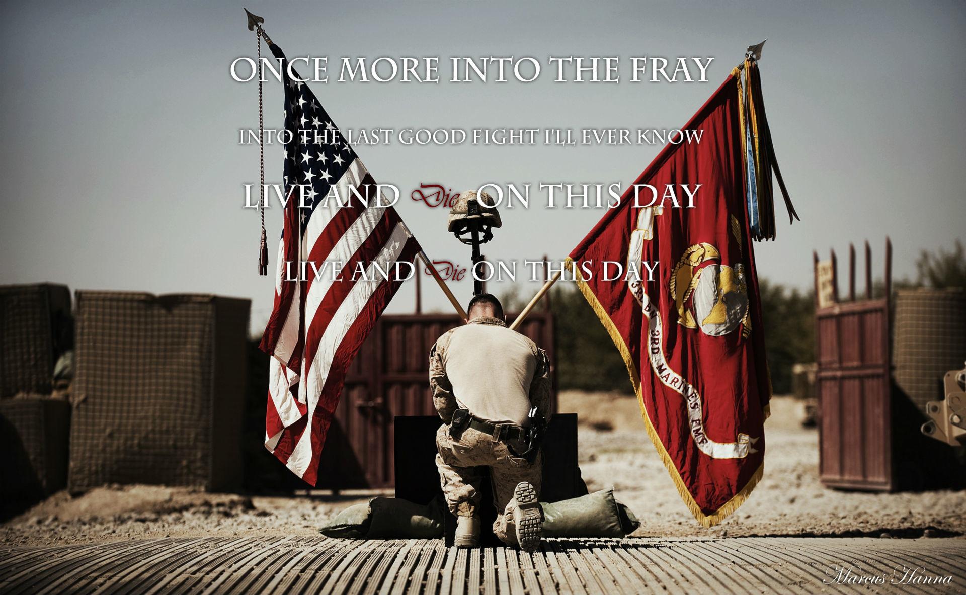 Military – Marine Wallpaper