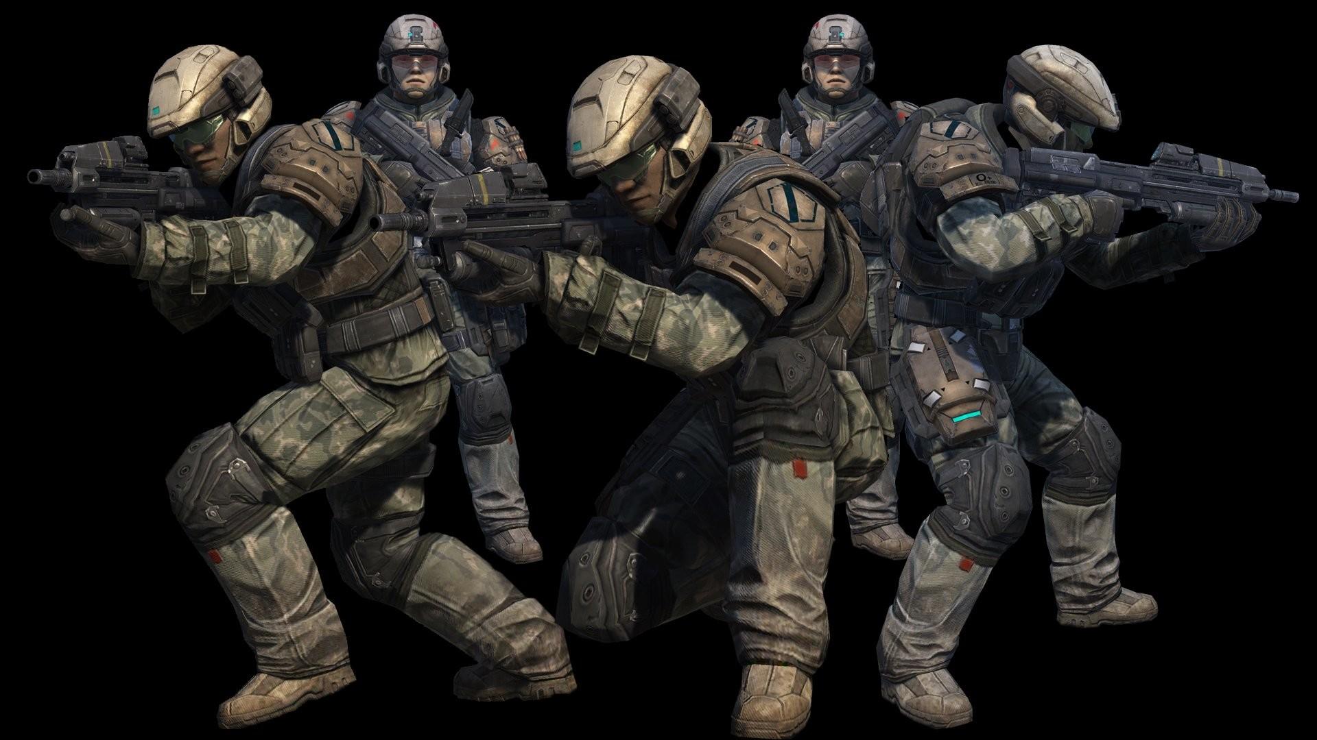 Halo Reach Marines