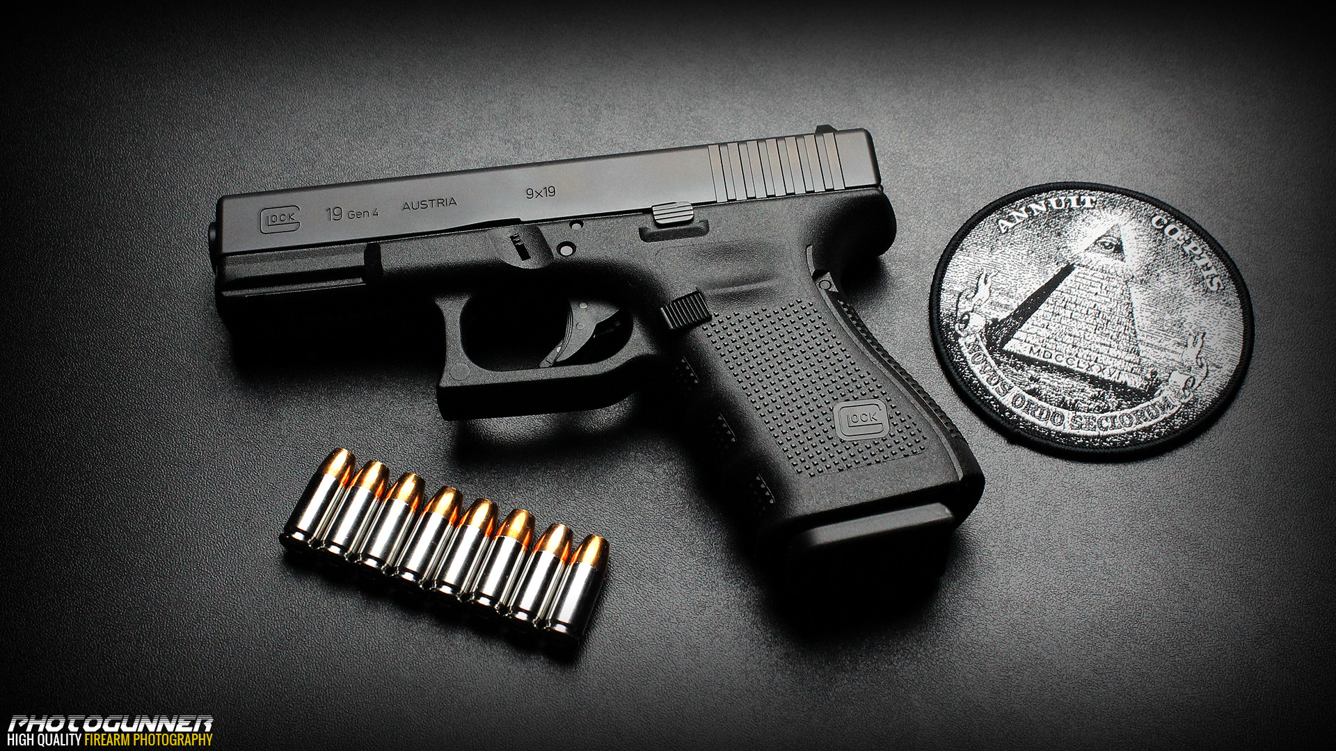 Glock 43 HD Wallpapers Collection: Item 4949820