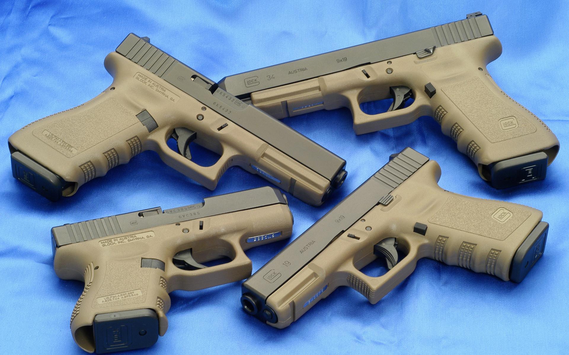 Glock 17, Glock 19, Glock 26, Glock 34 Computer Wallpapers, Desktop .