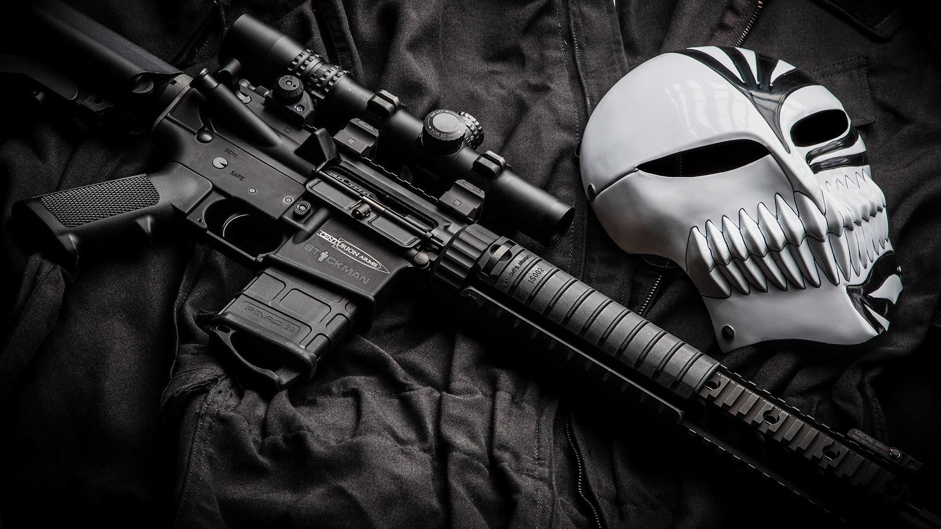 Gun Wallpaper Hd 256625