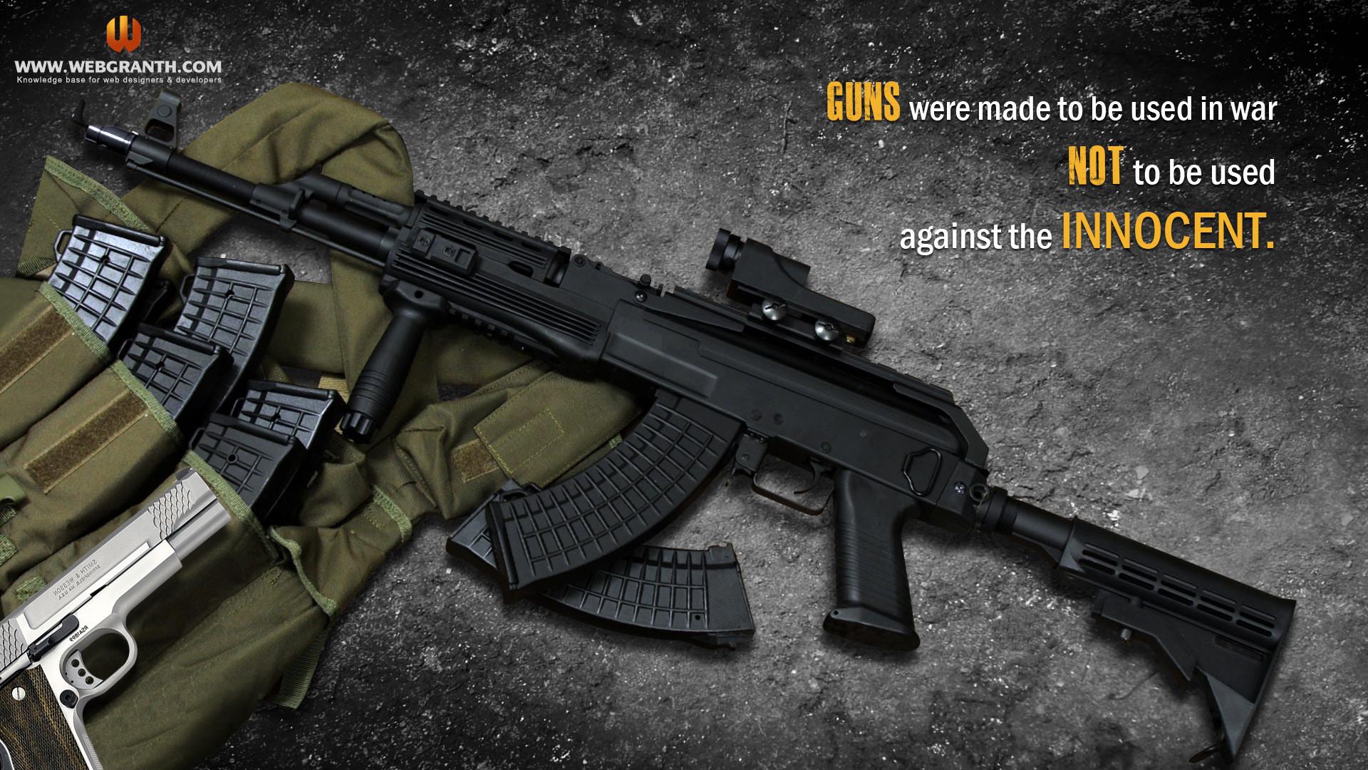 Best Guns & Weapons Wallpapers: Free Download Gun Wallpapers 2013 .