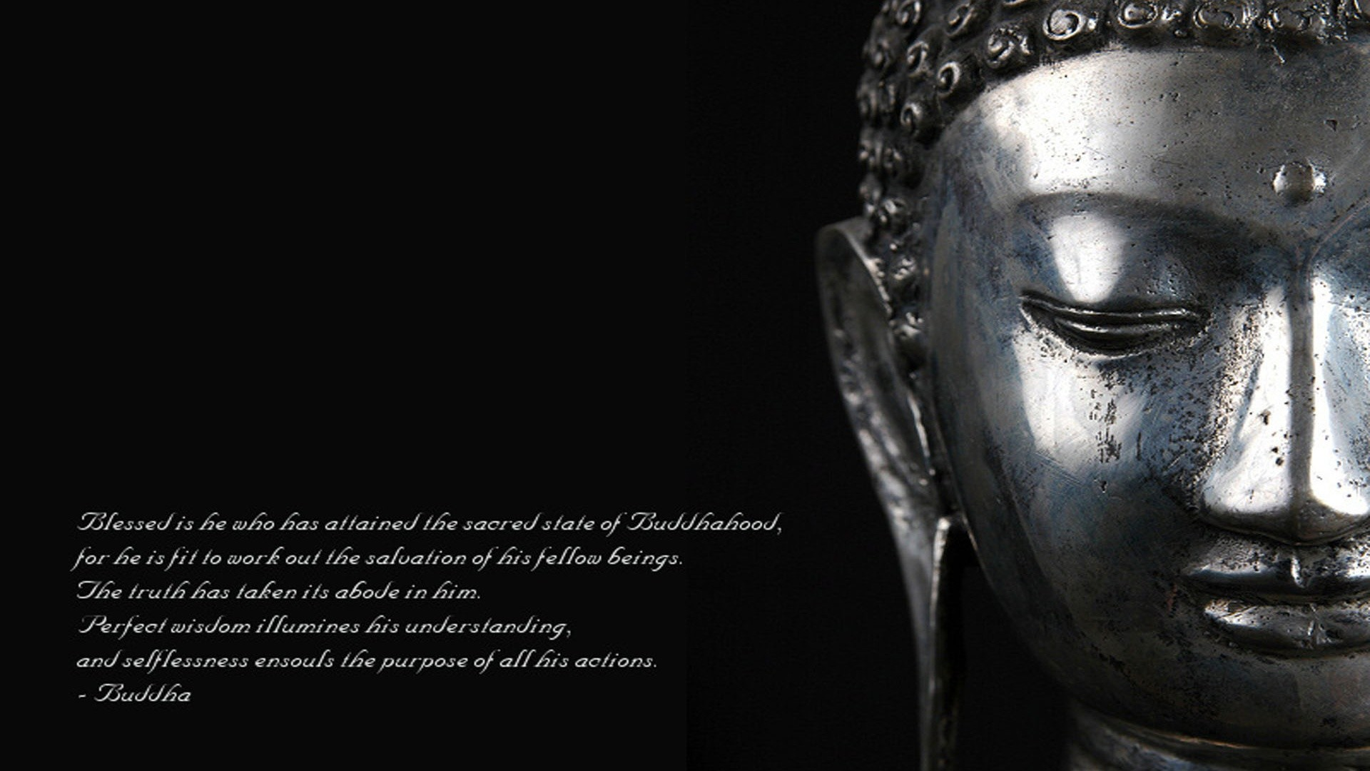 15 HD Buddha Desktop Wallpapers For Free Download