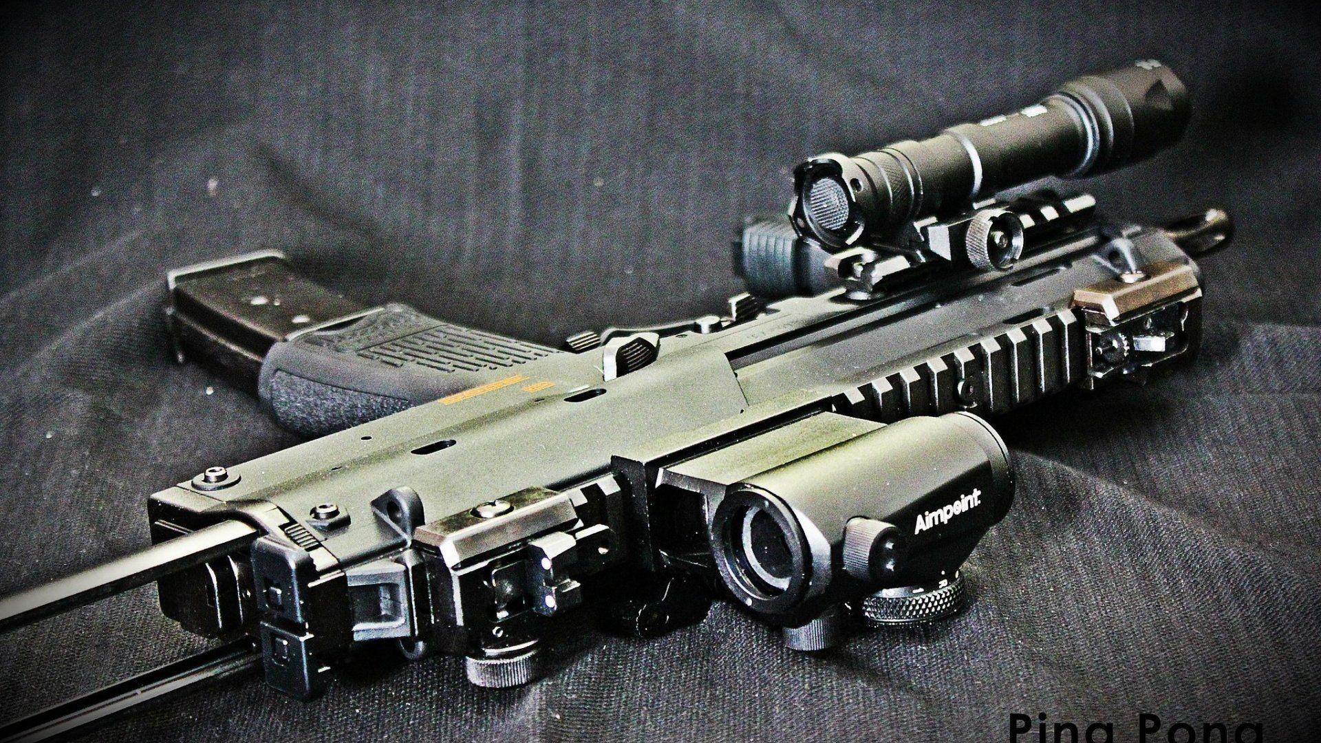 wallpaper: assault gun, airsoft, guns, weapons, army, …
