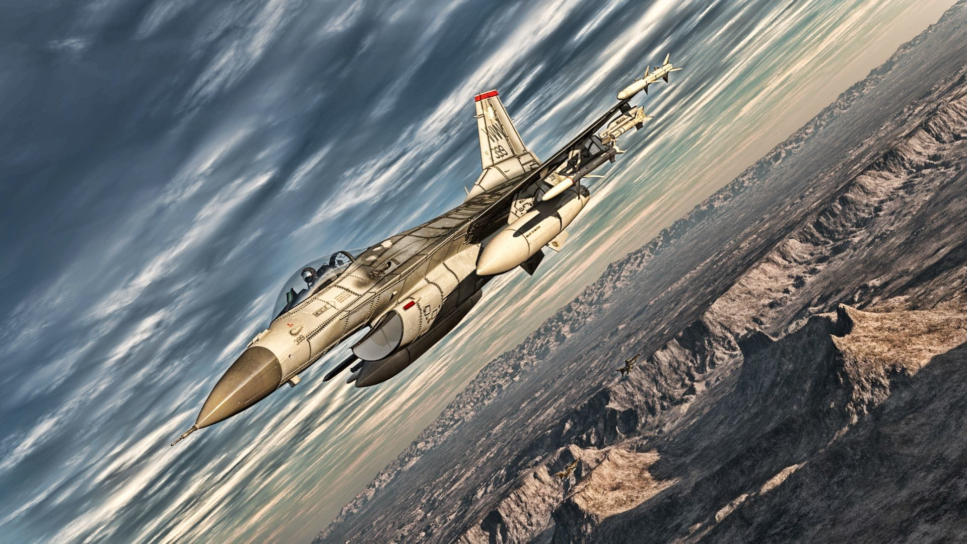 F16 Drawing