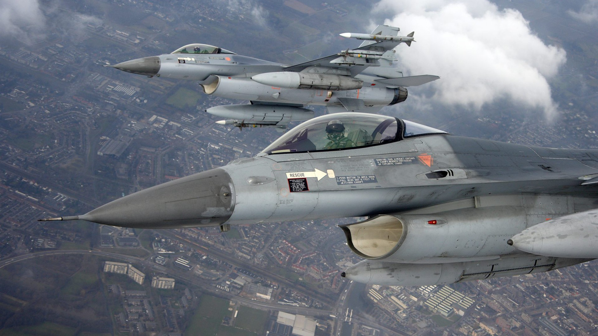 military, Military Aircraft, Jet Fighter, Royal Netherlands Air Force,  General Dynamics F 16 Fighting Falcon Wallpapers HD / Desktop and Mobile  Backgrounds
