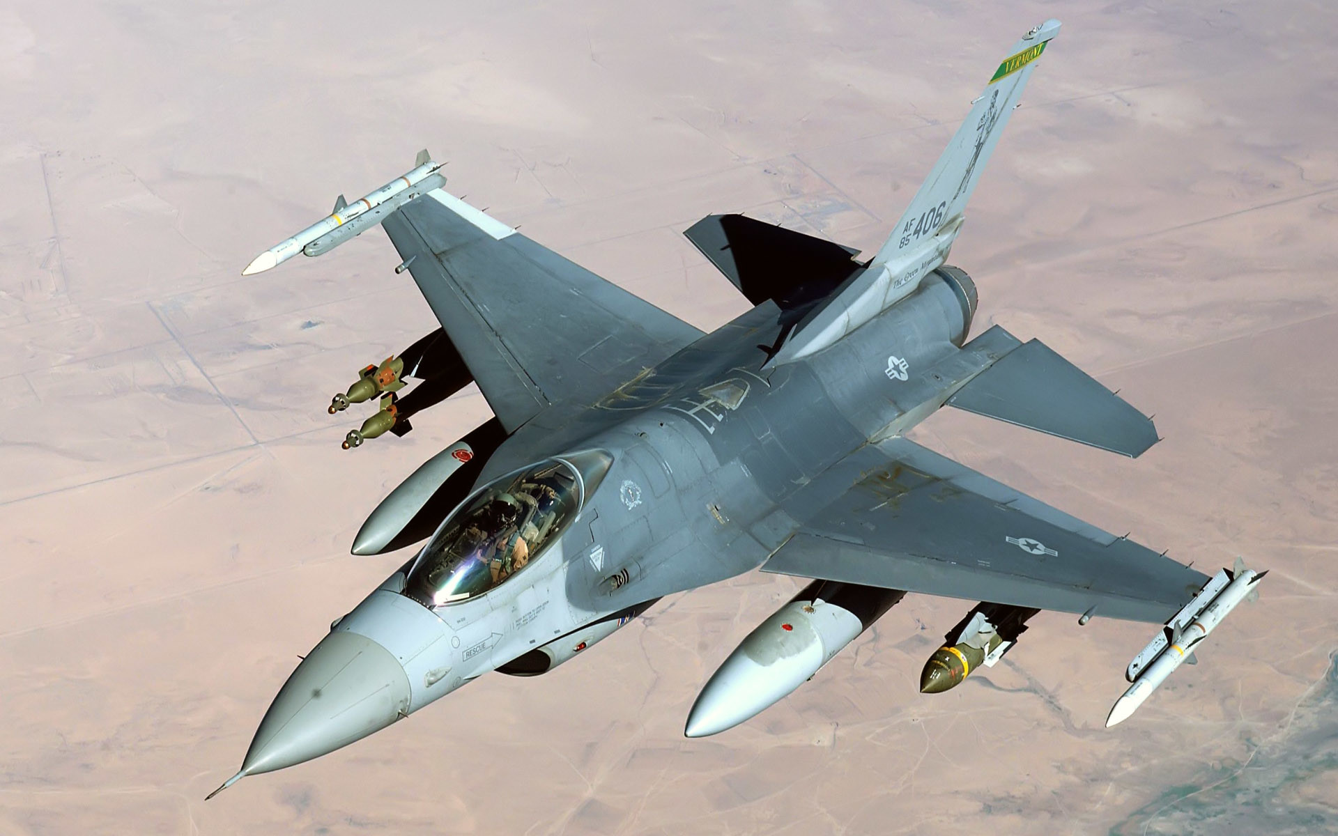 F 16 Fighting Falcon Air Base Iraq