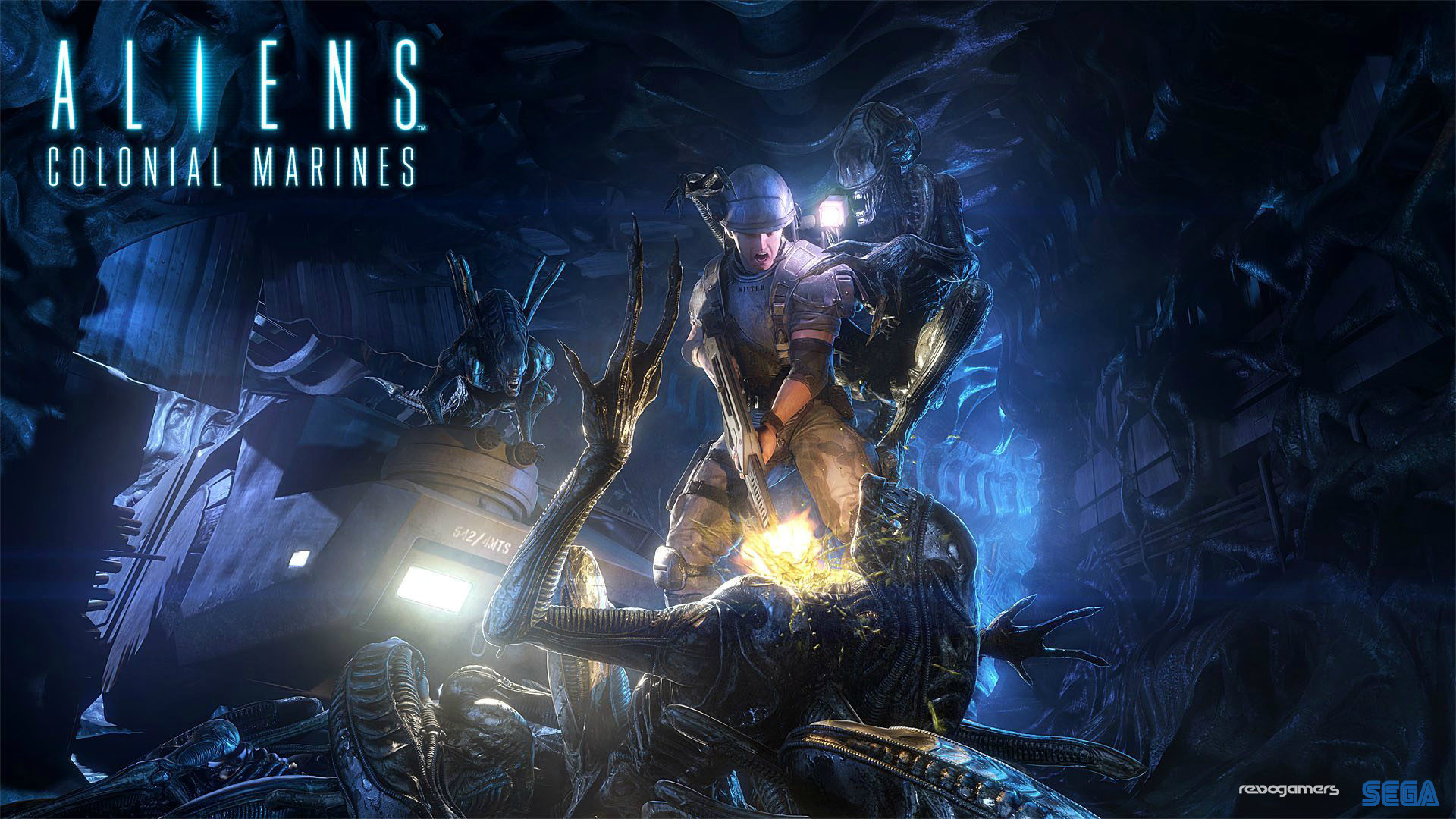Aliens Colonial Marines Wallpapers 1080p