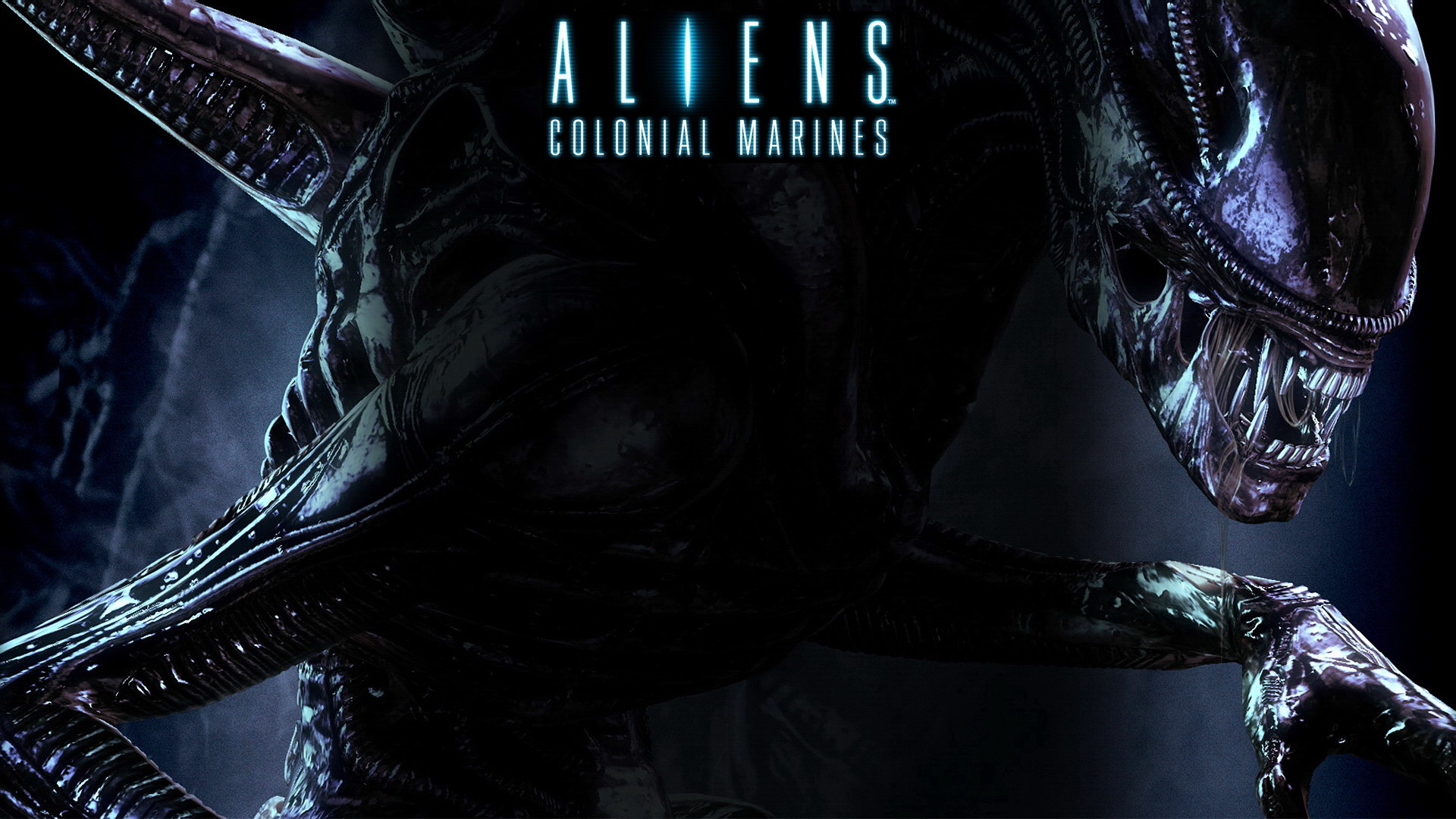 Aliens Colonial Marines Wallpaper Mobile