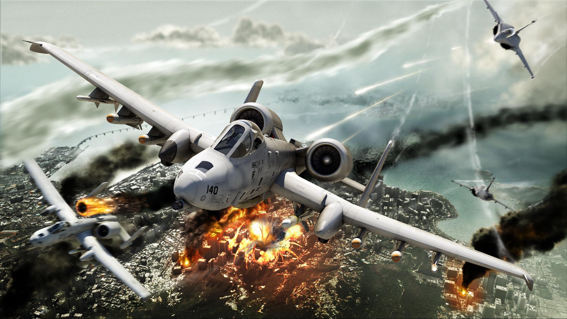Fairchild Republic A-10 Thunderbolt II | I n f o r m a t i o n 2 S h a .