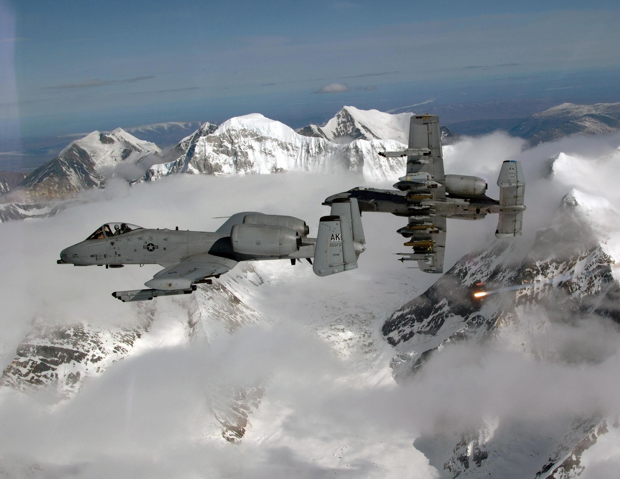 Great Planes images Fairchild Republic A-10 Thunderbolt II HD wallpaper and  background photos
