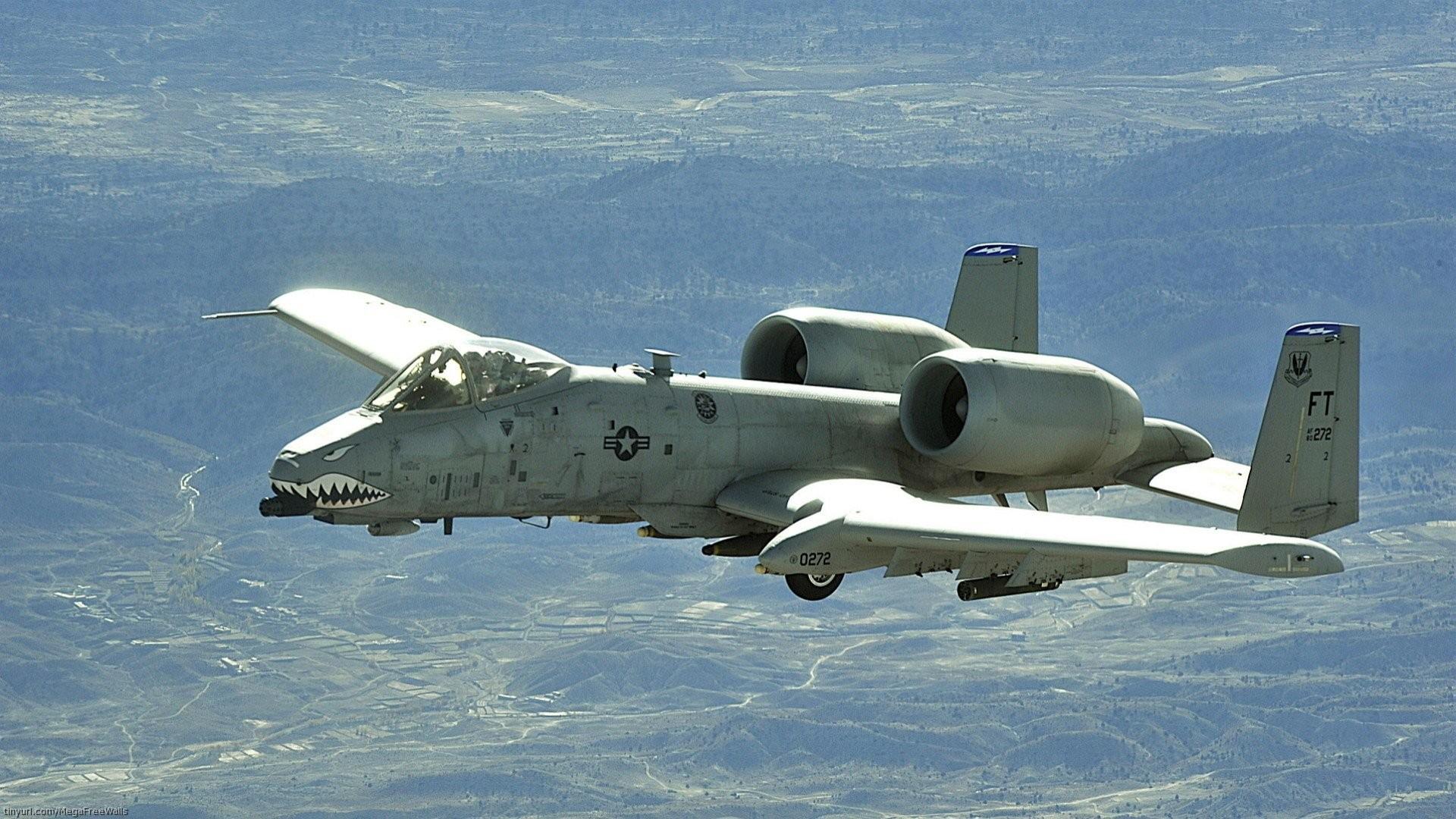 Amazing Fairchild Republic A-10 Thunderbolt II Pictures & Backgrounds